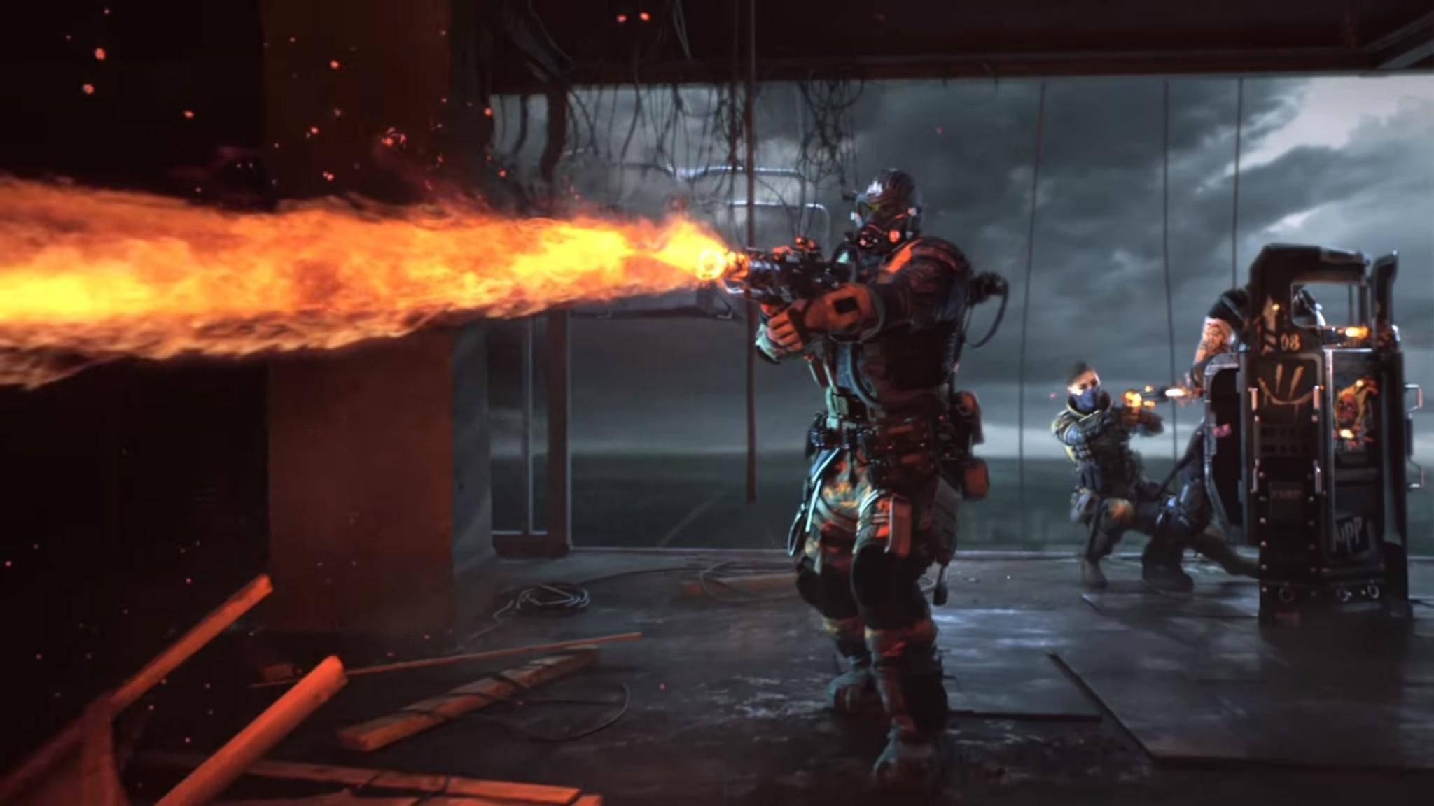 """""""Call of Duty: Black Ops 4"""" will dem Battle Royale einen eigenen Twist mitgeben."""