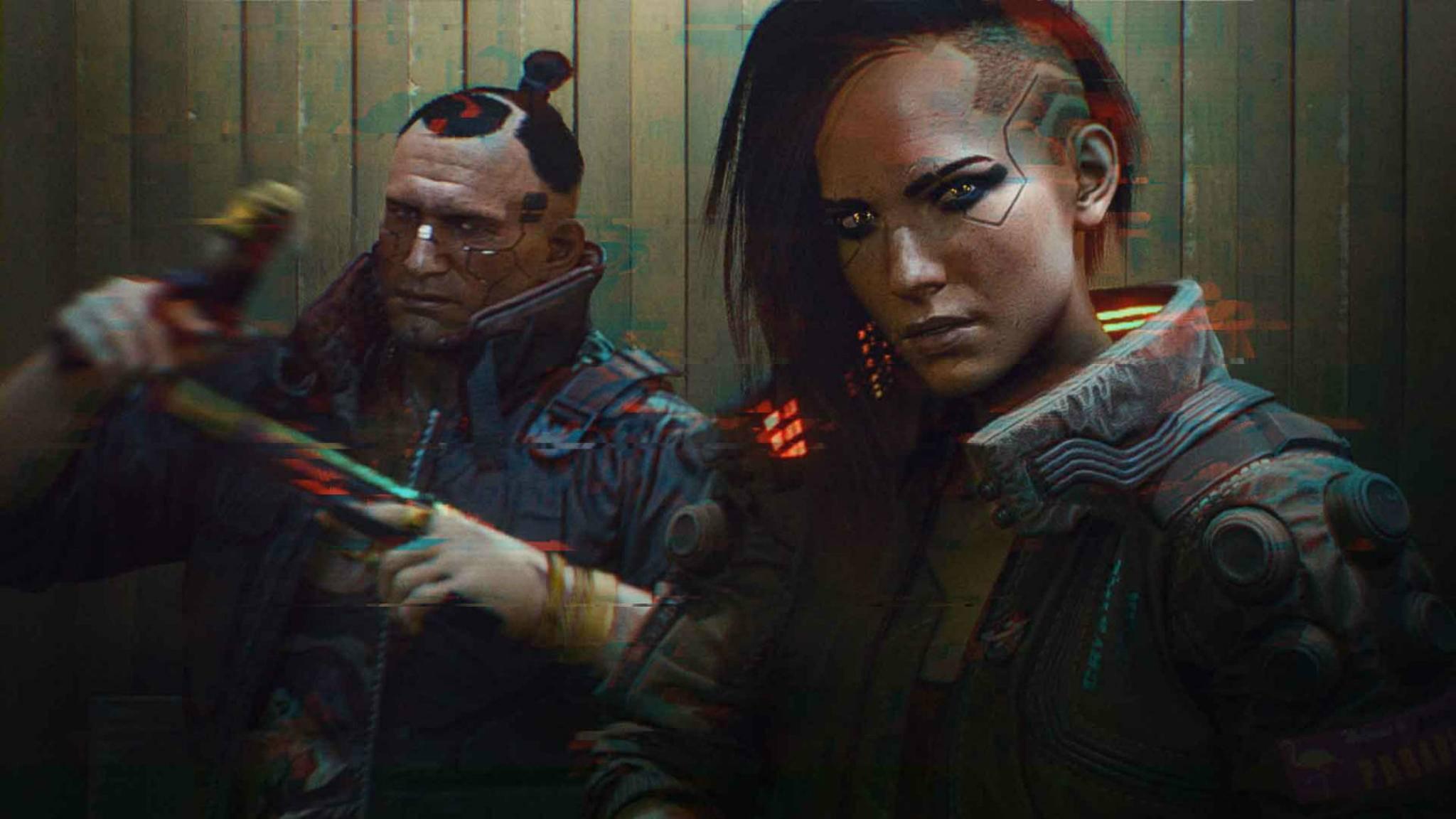 """Bist Du bereit für """"Cyberpunk""""? Und noch mehr """"Cyberpunk""""?"""
