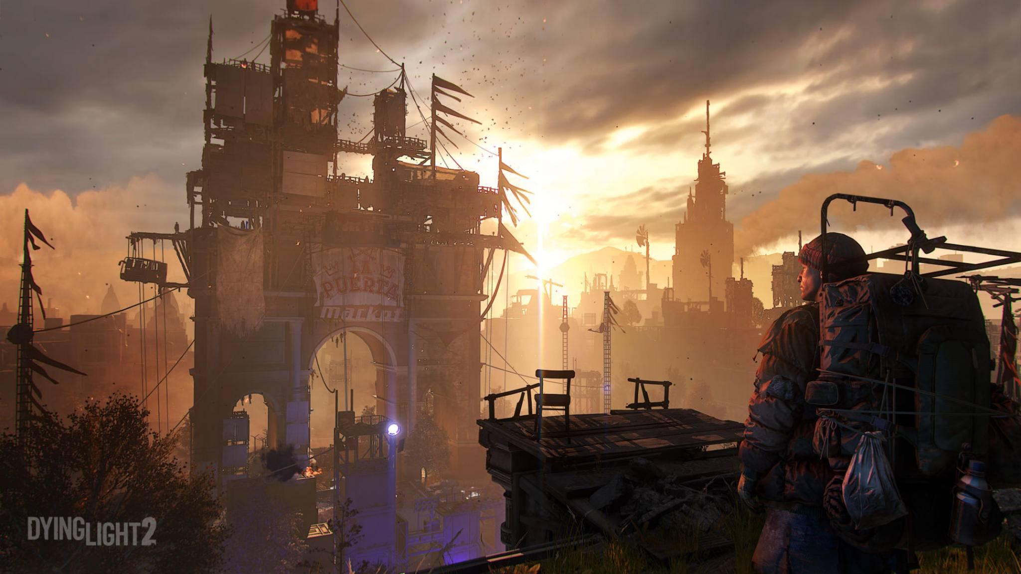 """Die Welt in """"Dying Light 2"""" wird durch Deine Entscheidungen geformt."""