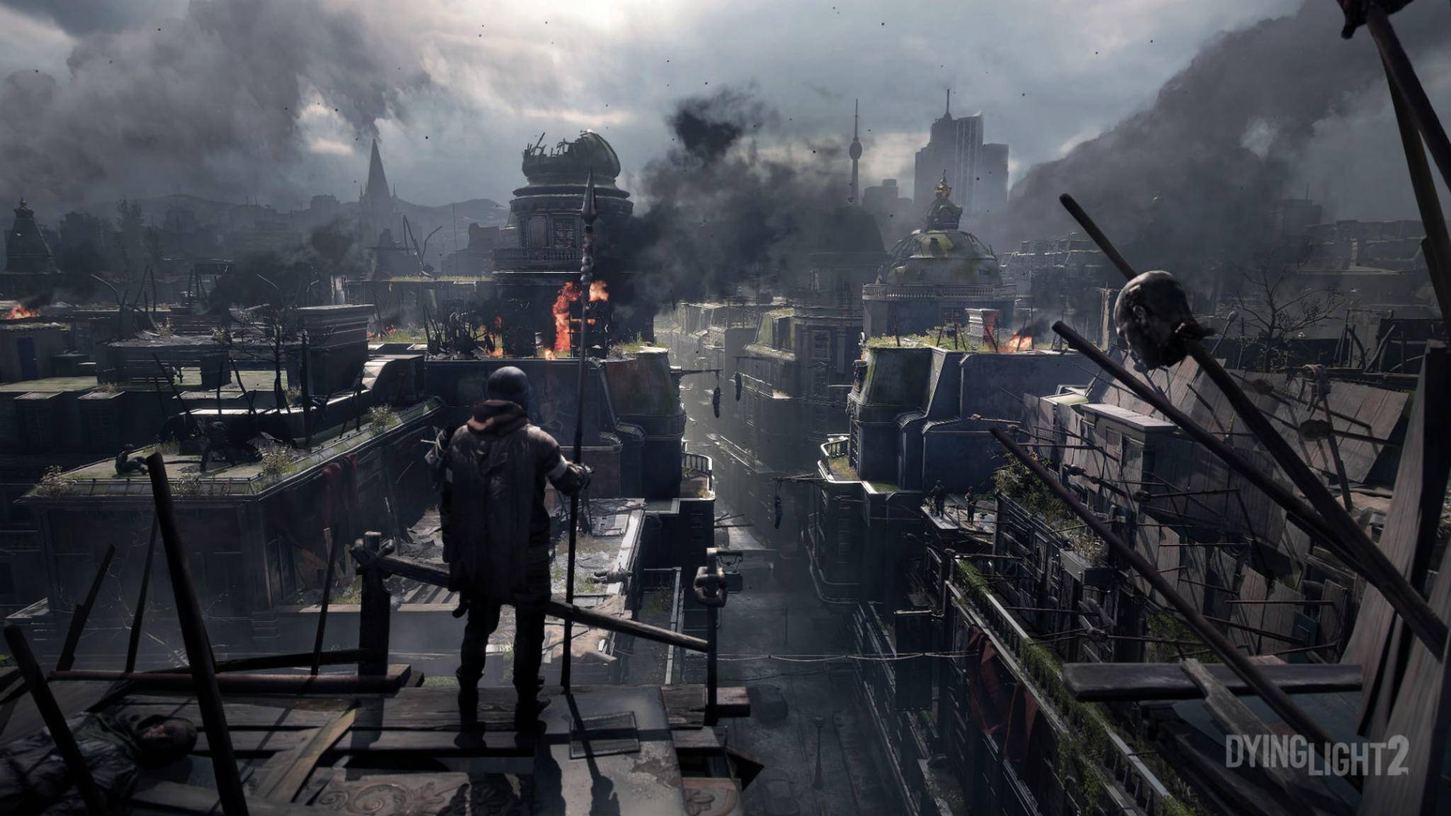 """Entscheidungen nehmen direkten Einfluss auf die Entwicklung der Stadt in """"Dying Light 2""""."""