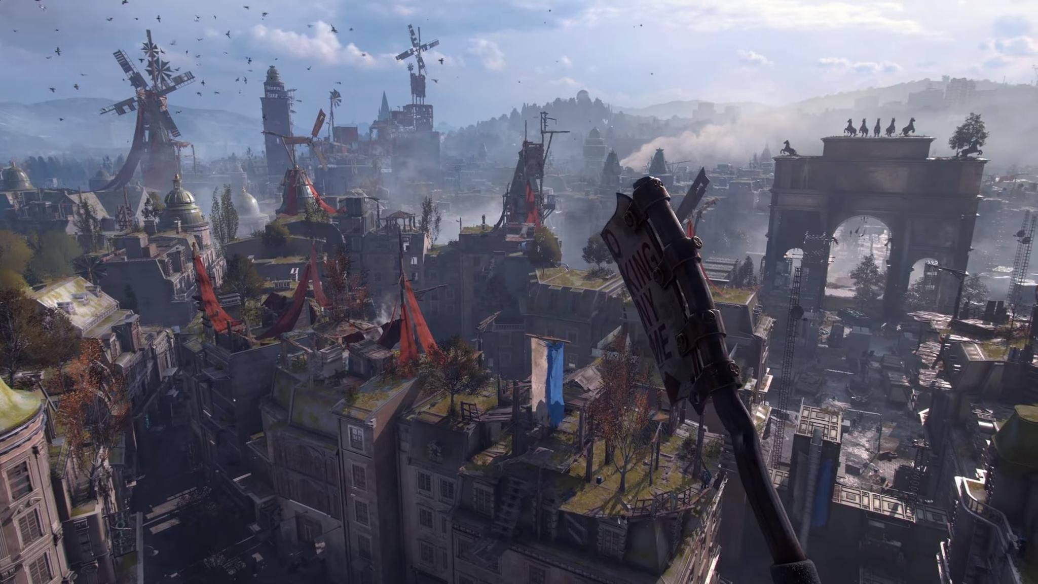 """Überall Zombies, aber genau so wollen wir es doch! """"Dying Light 2"""" wird ein sehr, sehr großes Spiel."""
