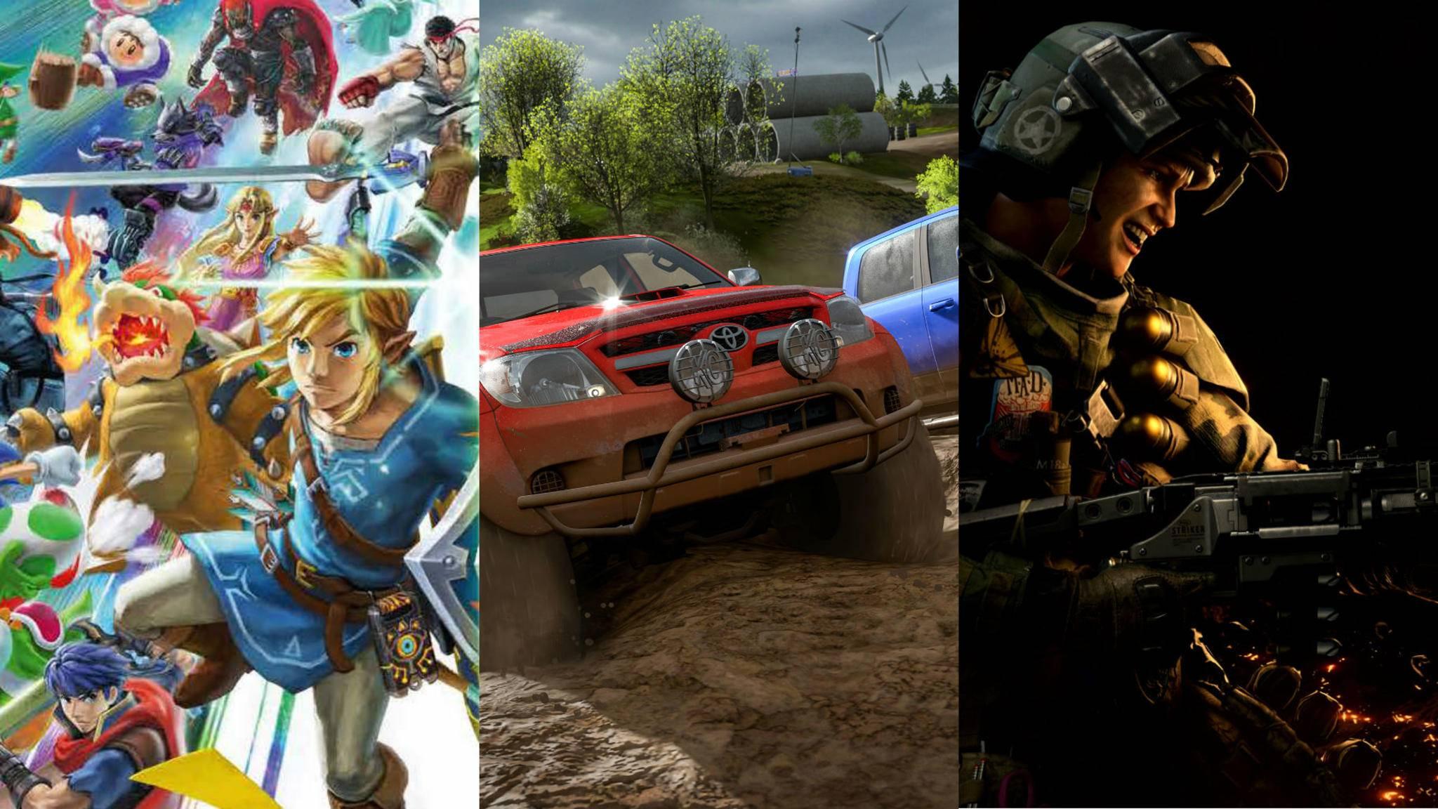 Gamescom 2018: Diese Highlights kannst Du auf selber anspielen.