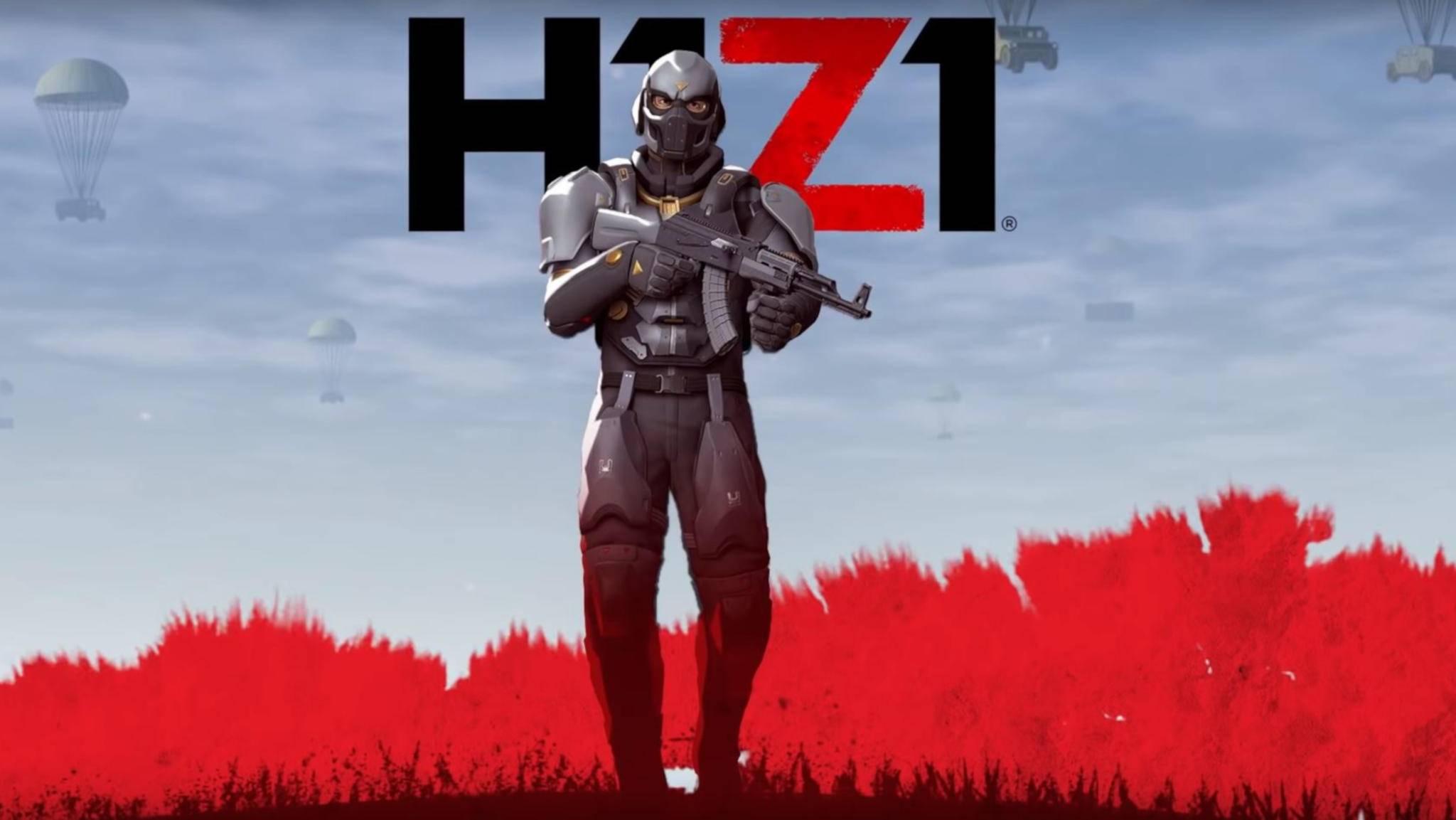 """""""H1Z1"""" soll bald auch auf Smartphones und Tablets laufen."""