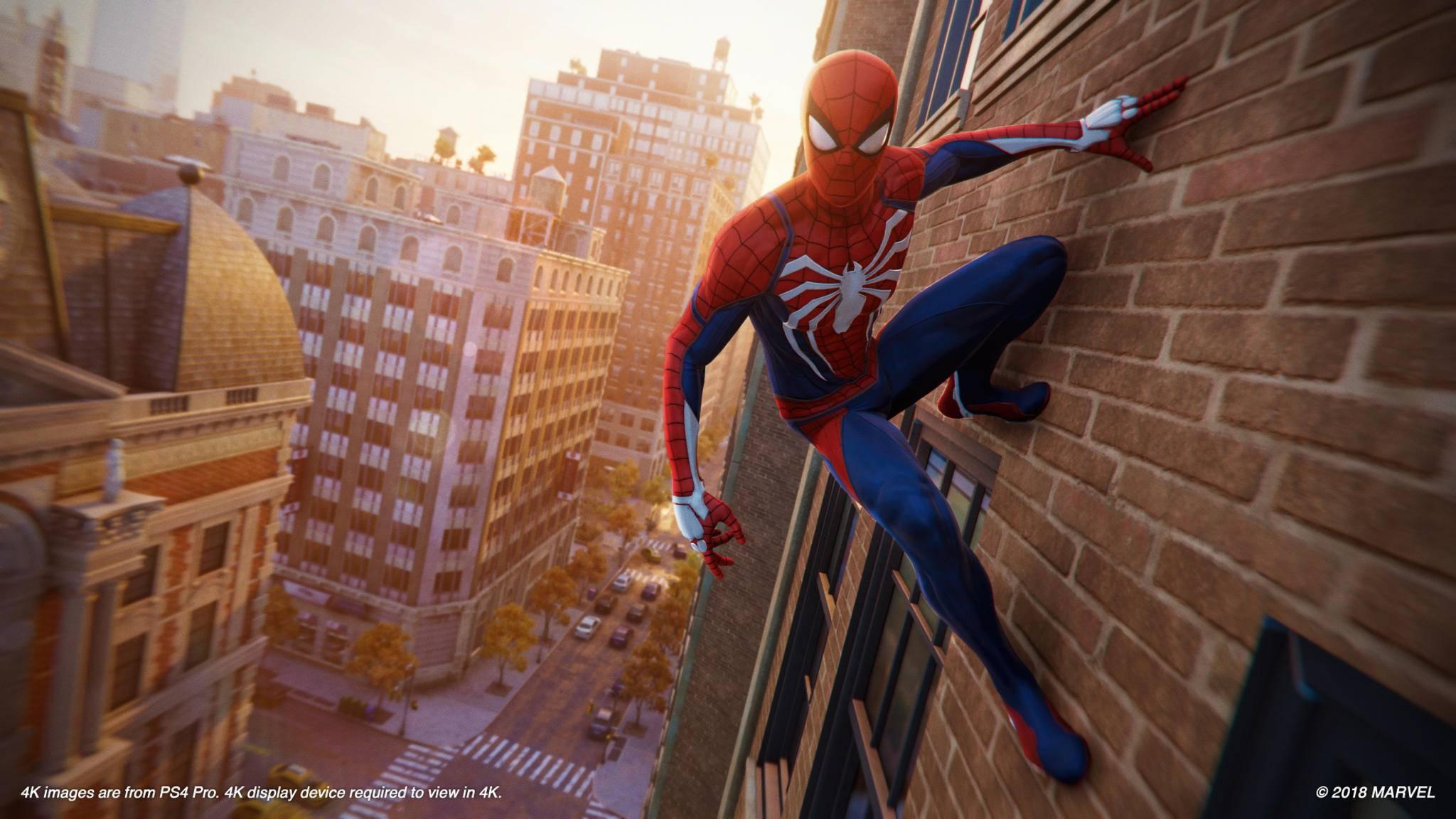 """""""Spider-Man"""" auf PS4: Kommen jetzt die Fantastischen Vier?"""