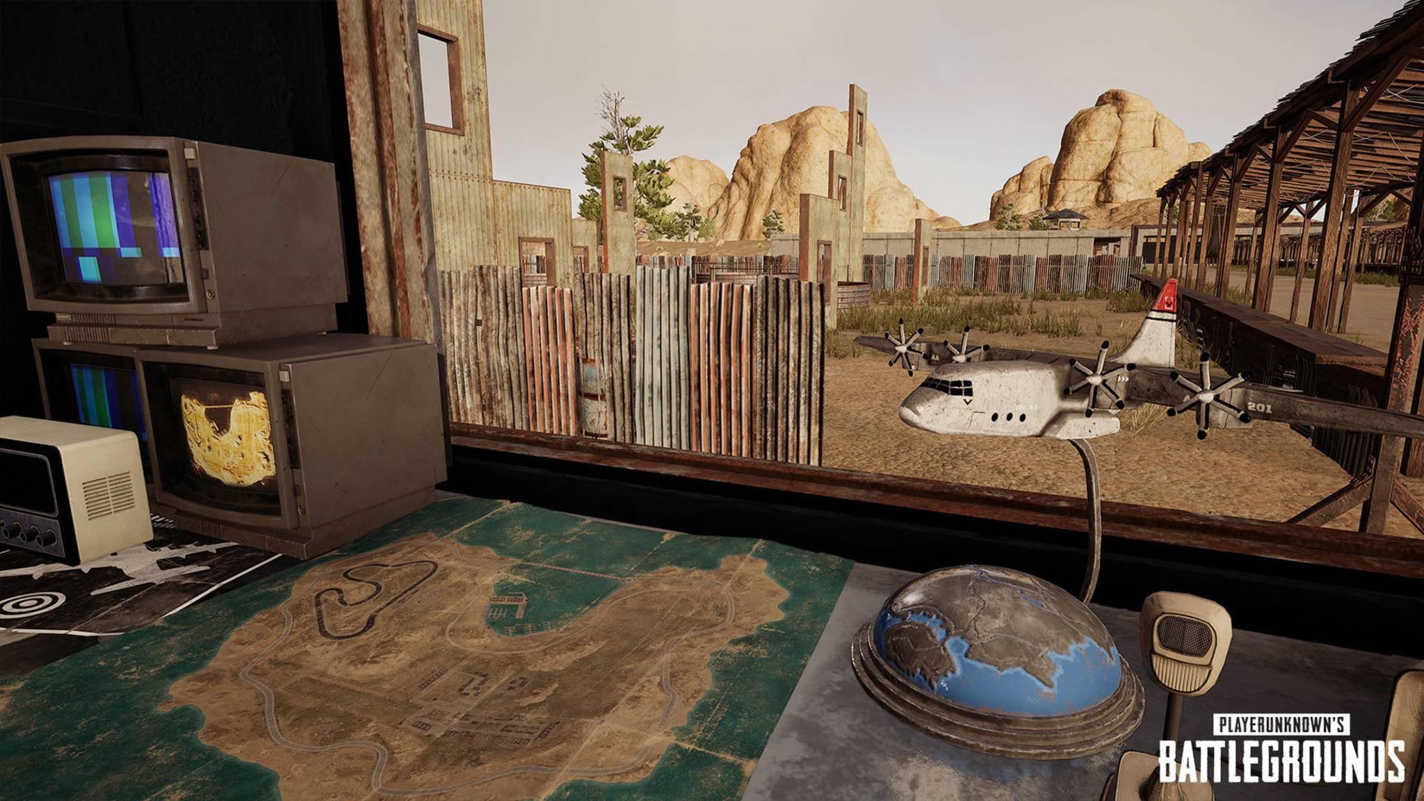 Darauf mussten Gamer lange warten: Eine eigene Map nur zum Trainieren der eigenen Fähigkeiten.