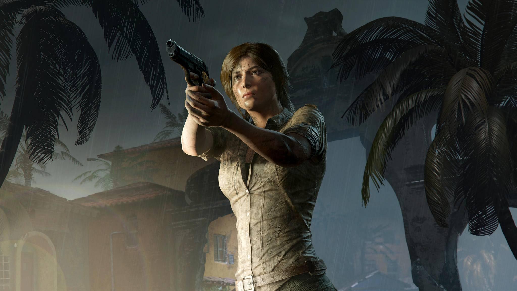 """""""Shadow of the Tomb Raider"""" erhält einen umfangreichen New-Game-Plus-Modus."""