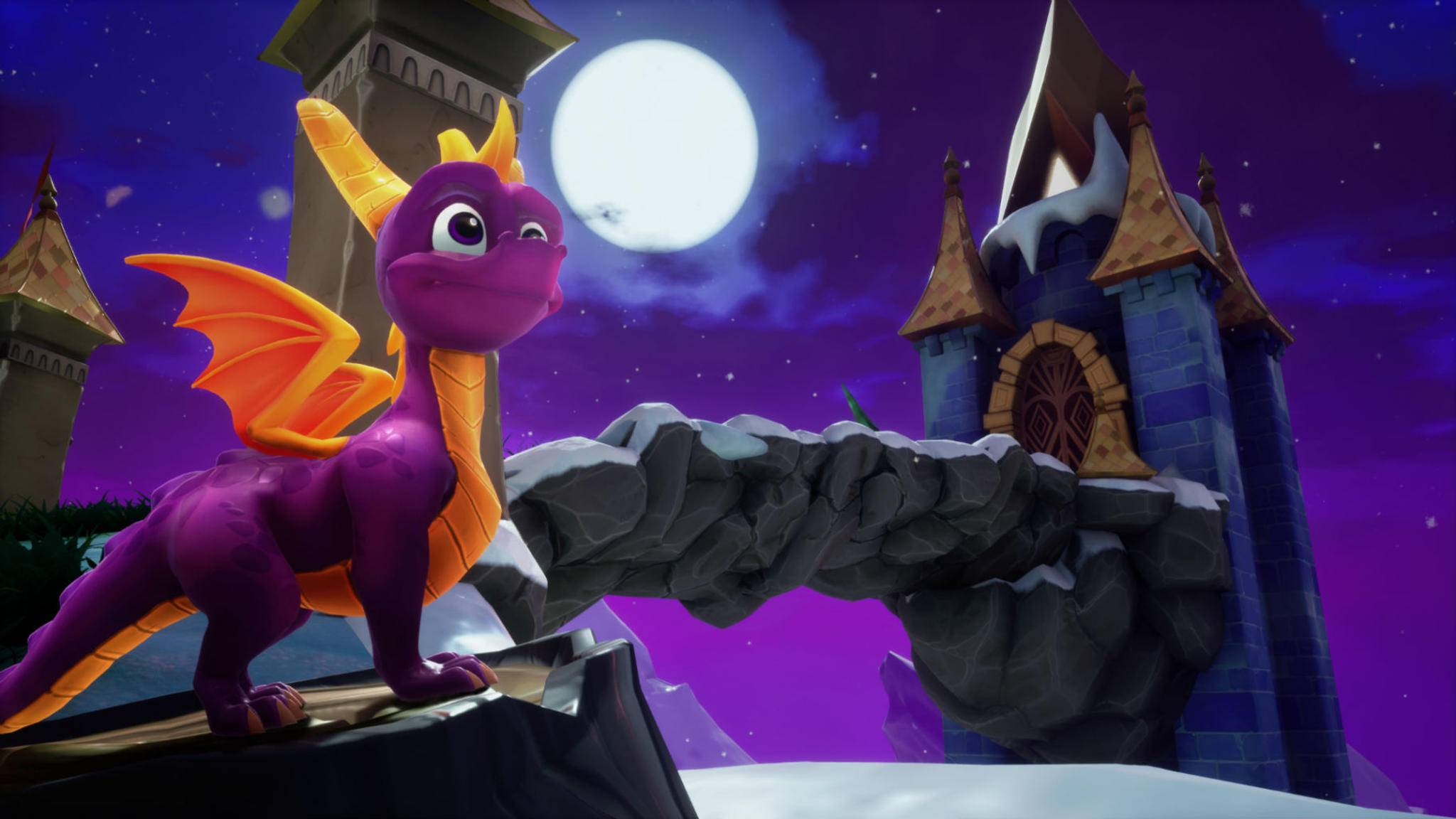 """Riesenspaß – nicht nur für Retro-Fans: """"Spyro Reignited Trilogy""""."""
