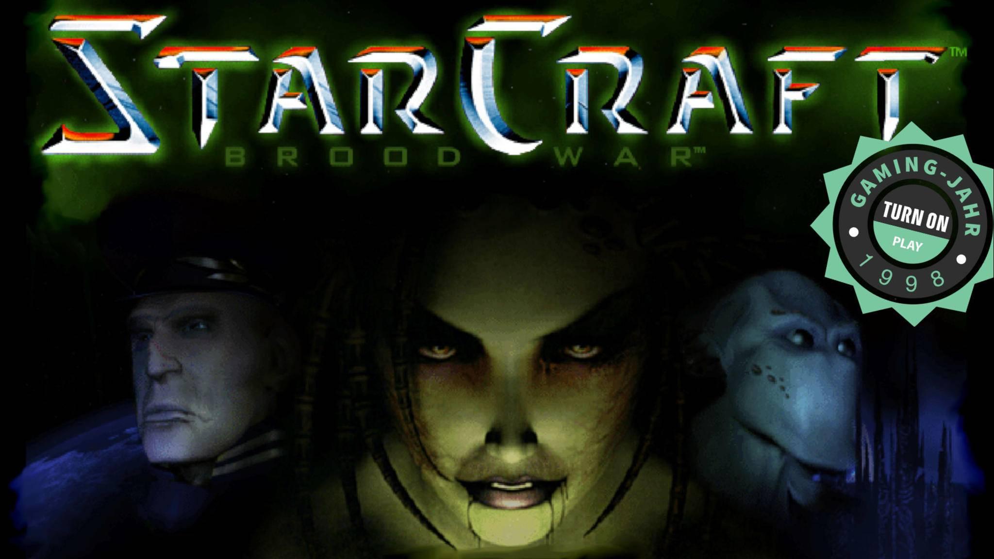 """Seit 1998 liefern sich Terraner, Zerg und Protoss in """"Starcraft"""" unerbittliche Schlachten."""