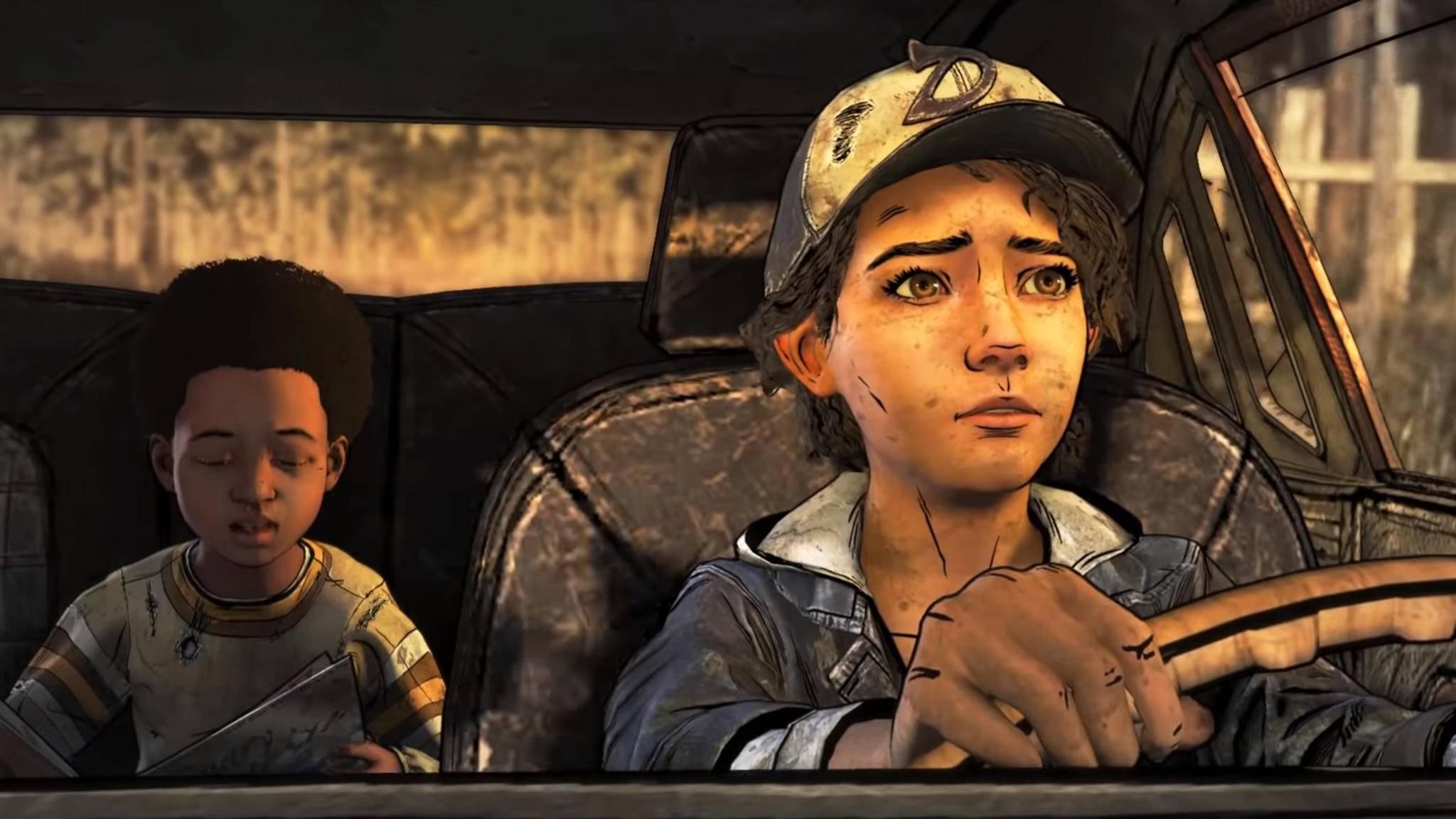 """Die Geschichte von """"The Walking Dead: The Final Season"""" endet vorzeitig."""