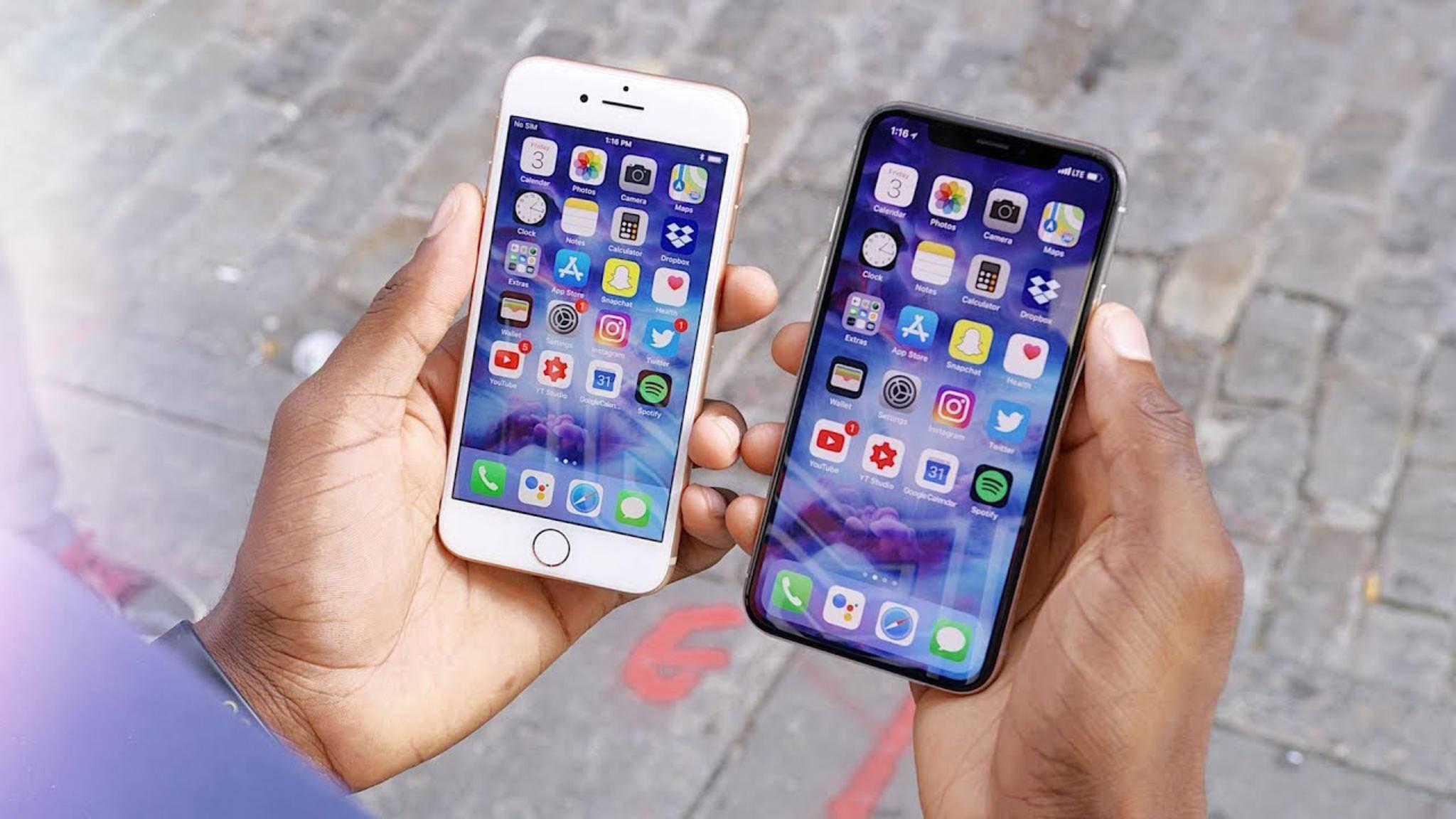 Wir klären, ob Du die Apple-ID auch auf zwei iPhones nutzen kannst.