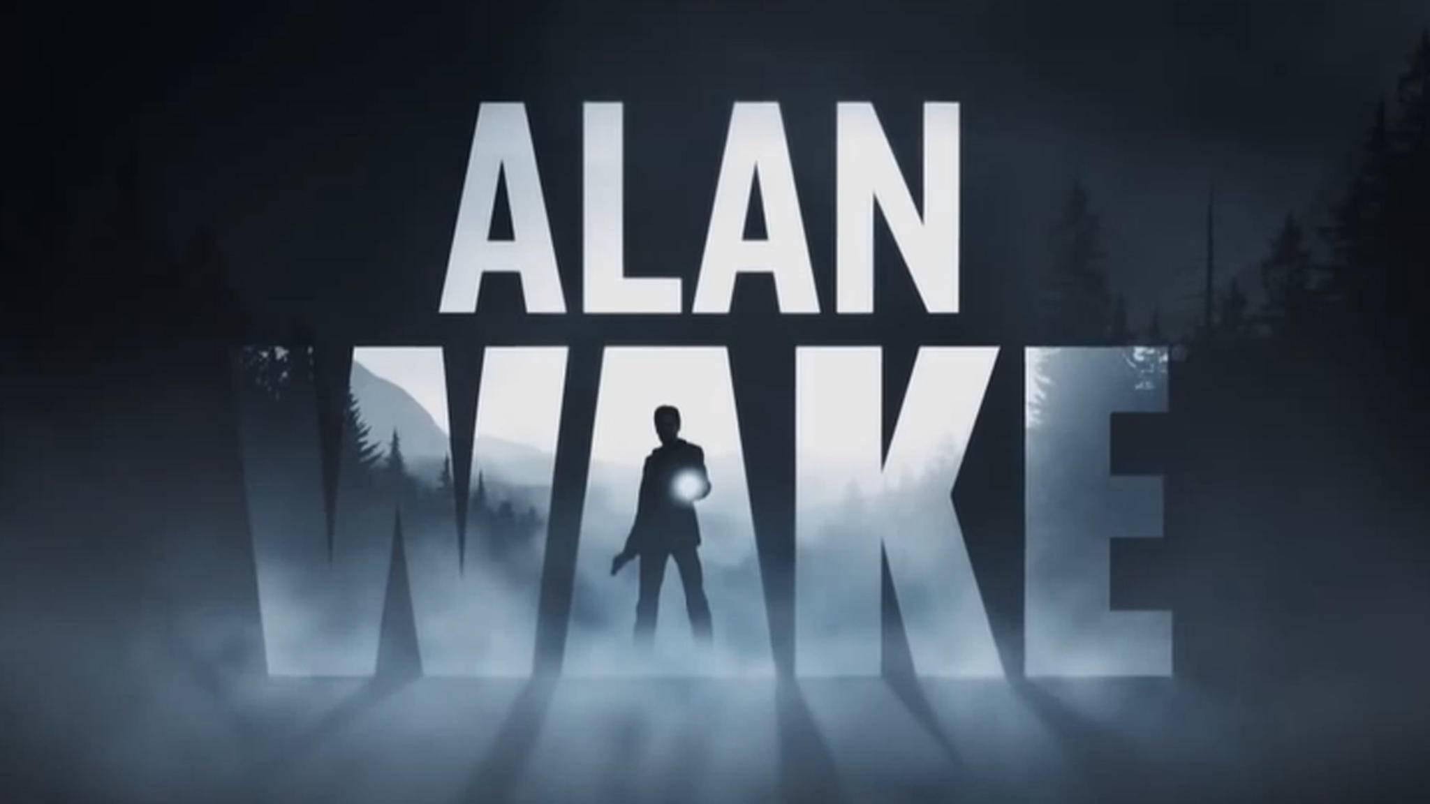 Bald gibt es ein Wiedersehen mit Alan Wake.