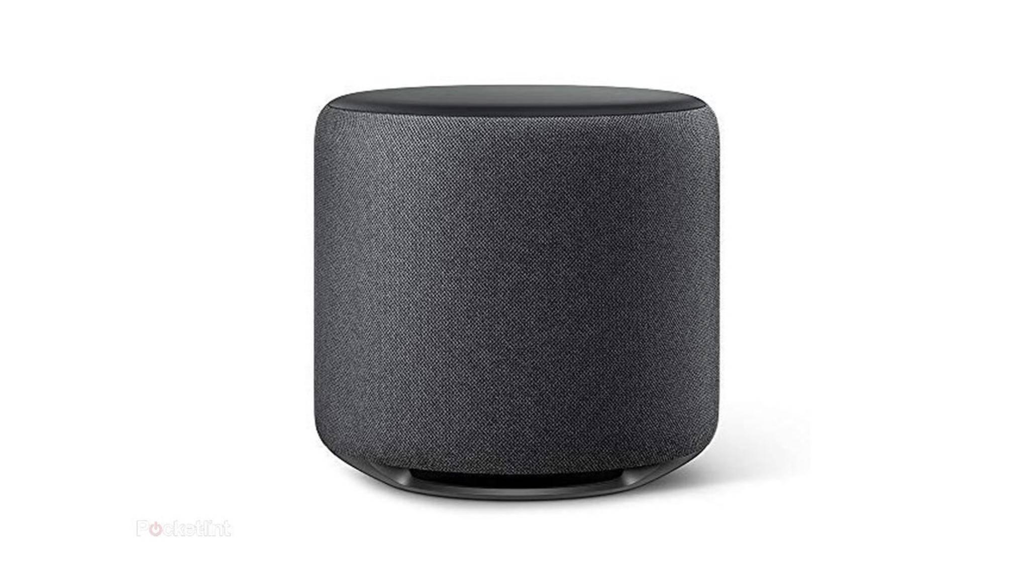 Der Amazon Echo Sub soll Bass mit 100 Watt Ausgangsleistung liefern.