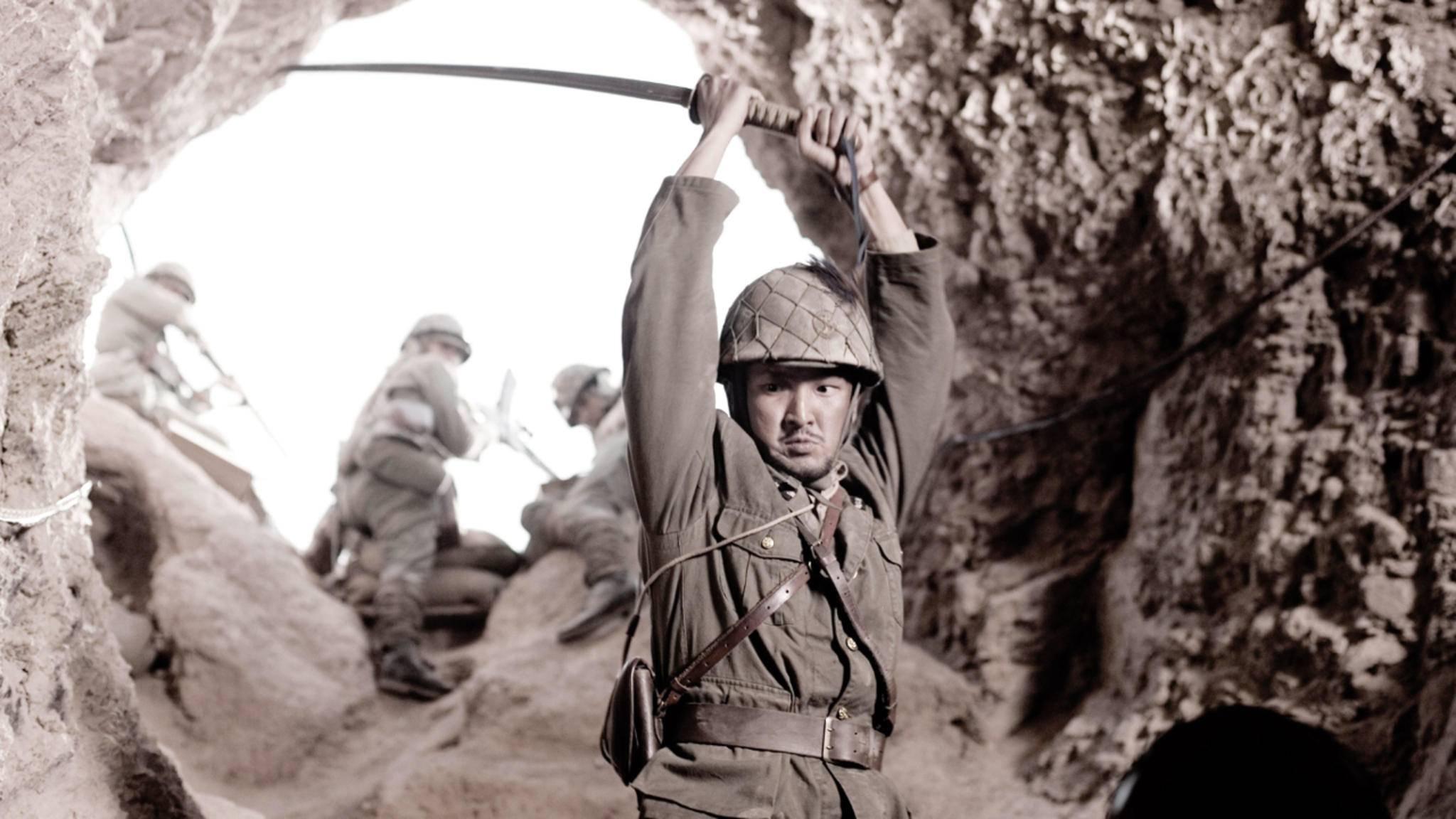 """""""Letters from Iwo Jima"""" zeigt die Schrecken des Zweiten Weltkriegs aus Sicht der Japaner."""