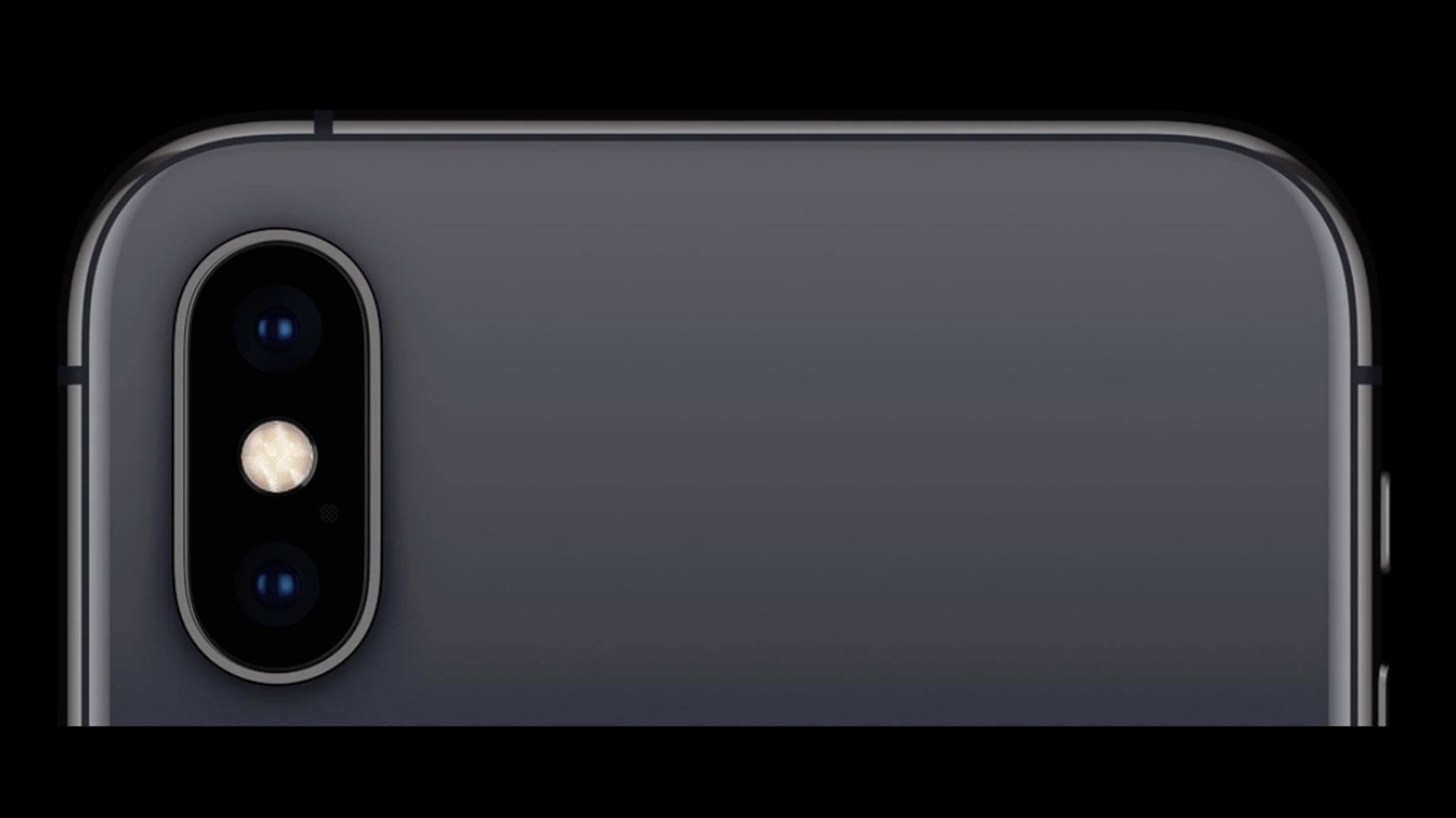 Erst ab 2020 soll Apple in seinen iPhone-Kameras ToF-Sensoren verbauen.