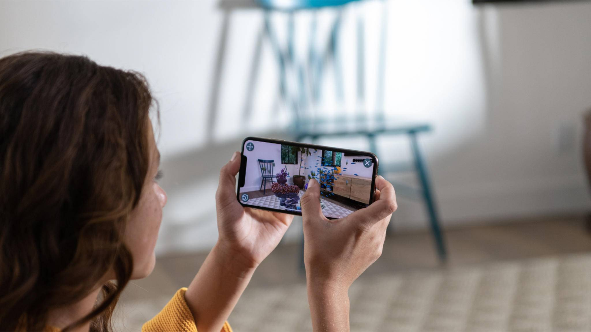 Das iPhone XS unterstützt Dual-SIM-Karten.