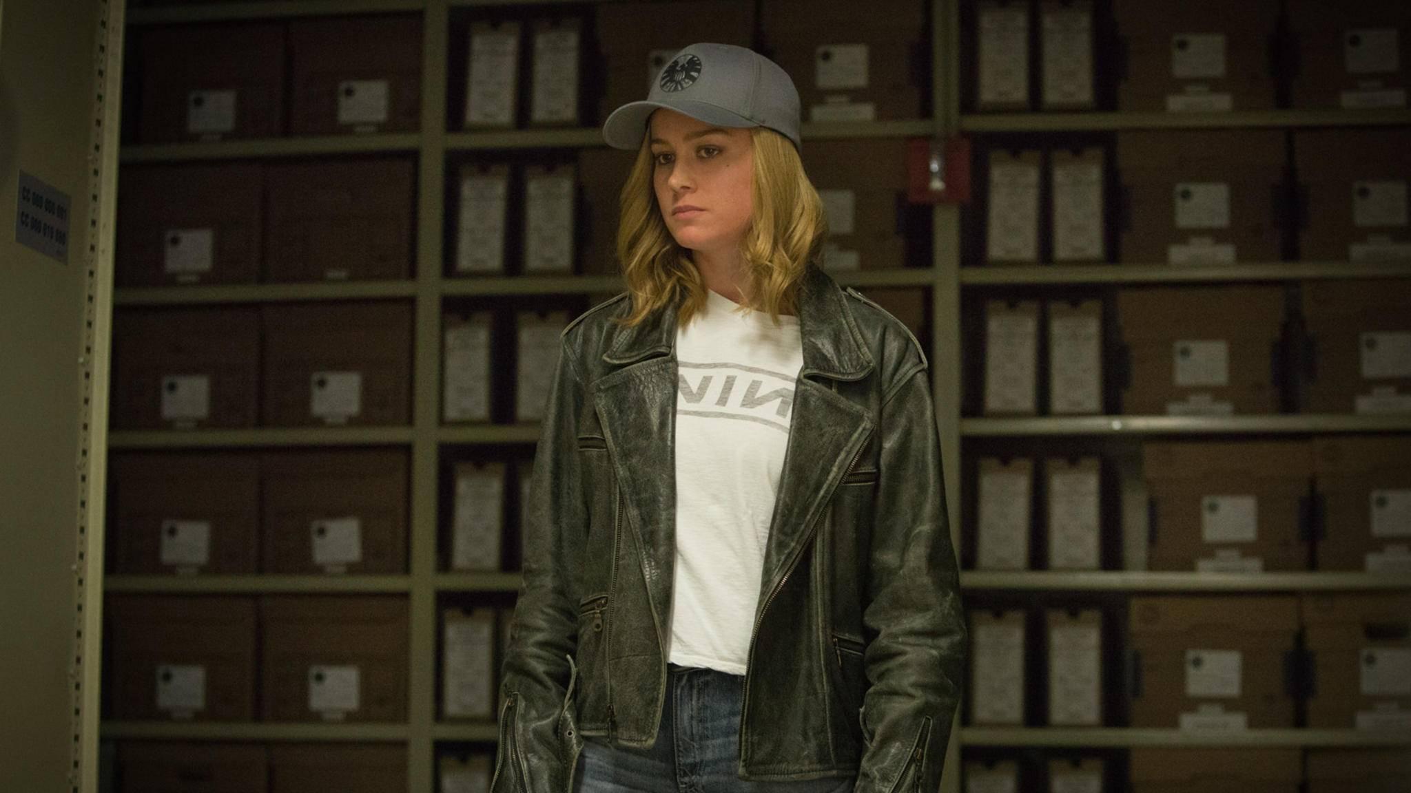 """Bereit für einen weiteren Blick auf """"Captain Marvel""""?"""