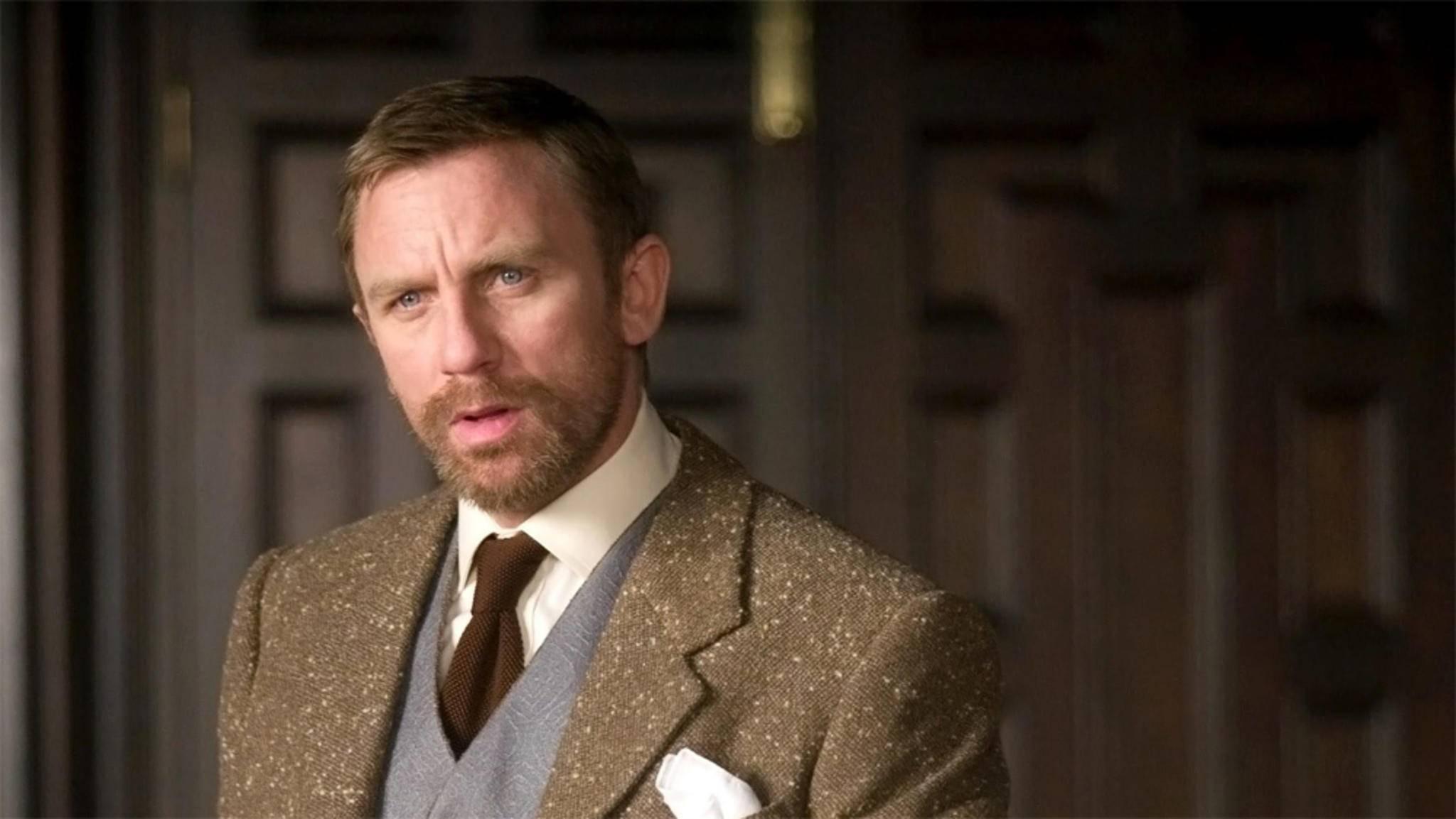Immer noch auf der Seite des Gesetzes: James-Bond-Darsteller Daniel Craig wird zu einem Detective.