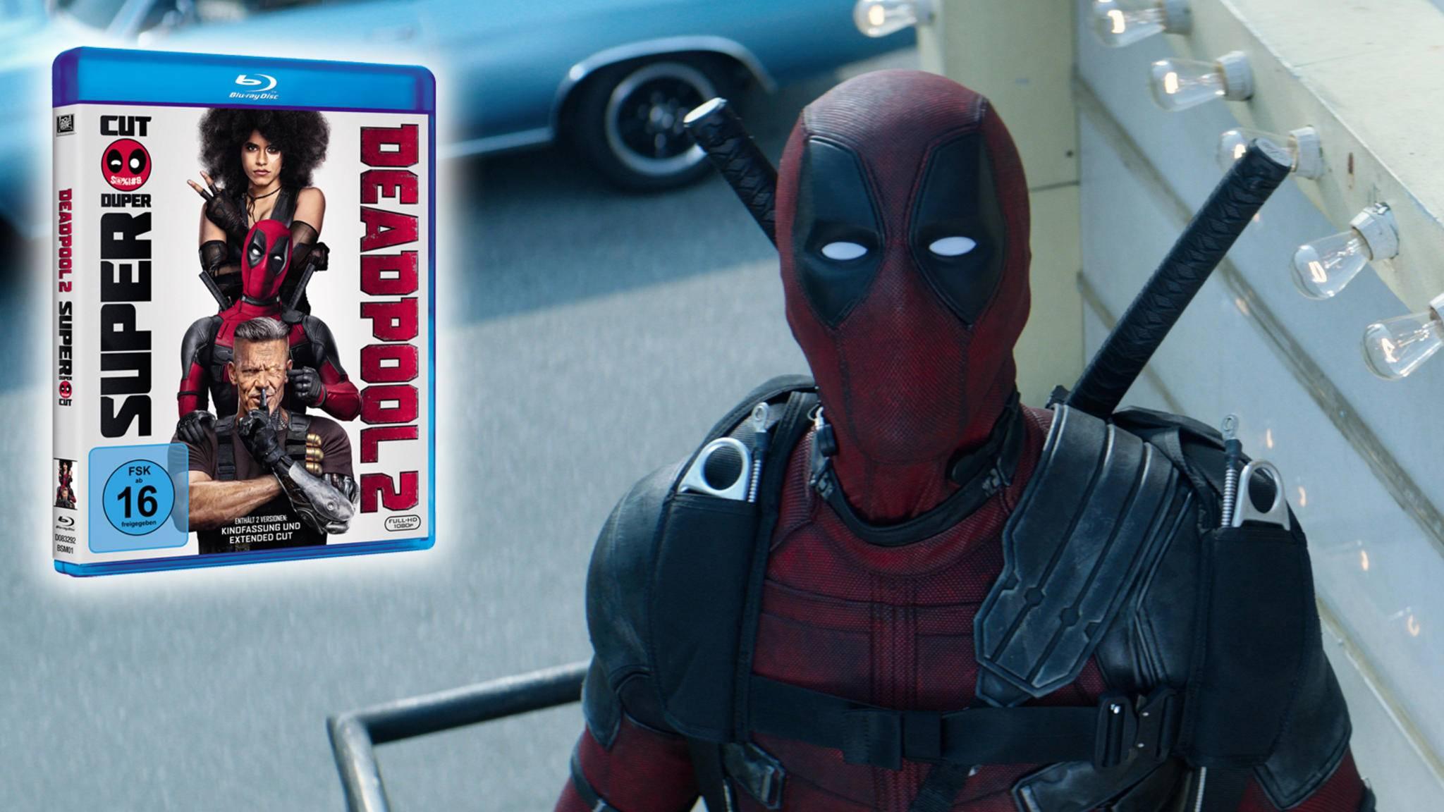 """Einige Geheimnisse rund um """"Deadpool 2"""" hat der Söldner mit der großen Klappe für sich behalten – bis jetzt."""