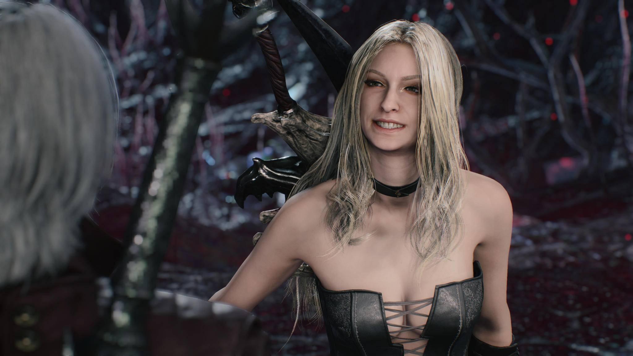 """Sorry, Trish – der """"Ladies' Night""""-DLC ist nur ein Gerücht."""