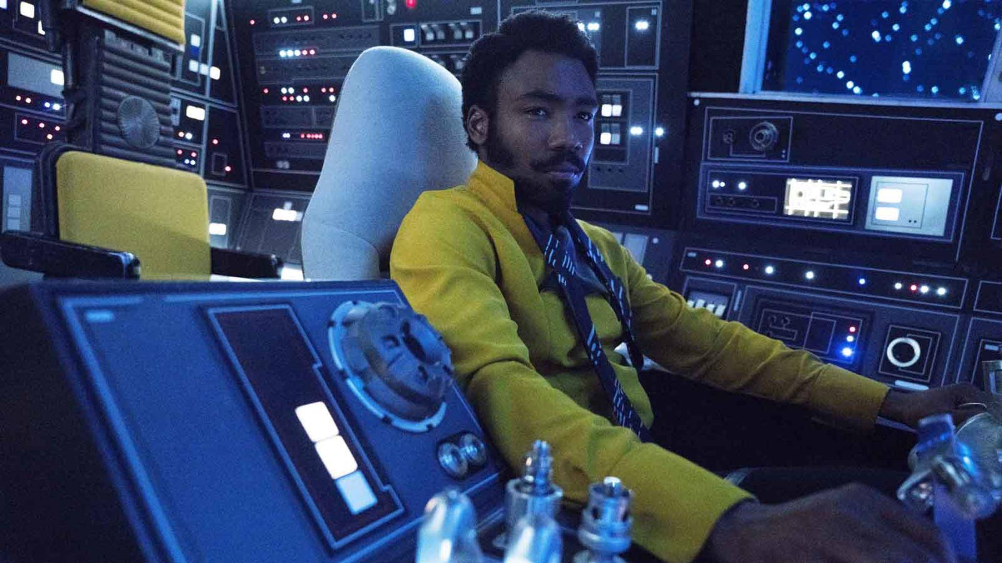 Feiert Donald Glover bald auf Disney+ sein großes Comeback als Lando Calrissian?