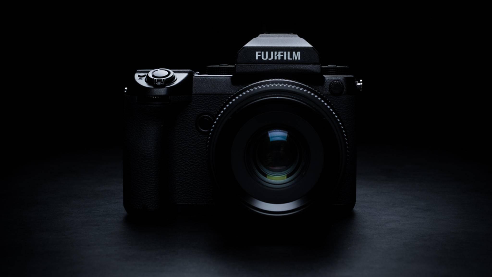 Die Fujifilm GFX 50R soll günstiger werden als die hier abgebildete GFX 50S.