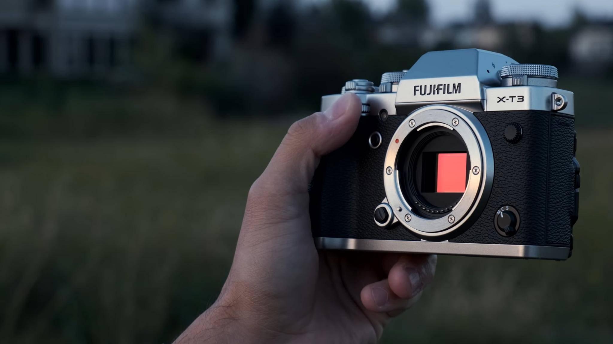 Die Fujifilm X-T3 wurde gegenüber der X-T2 deutlich verbessert.