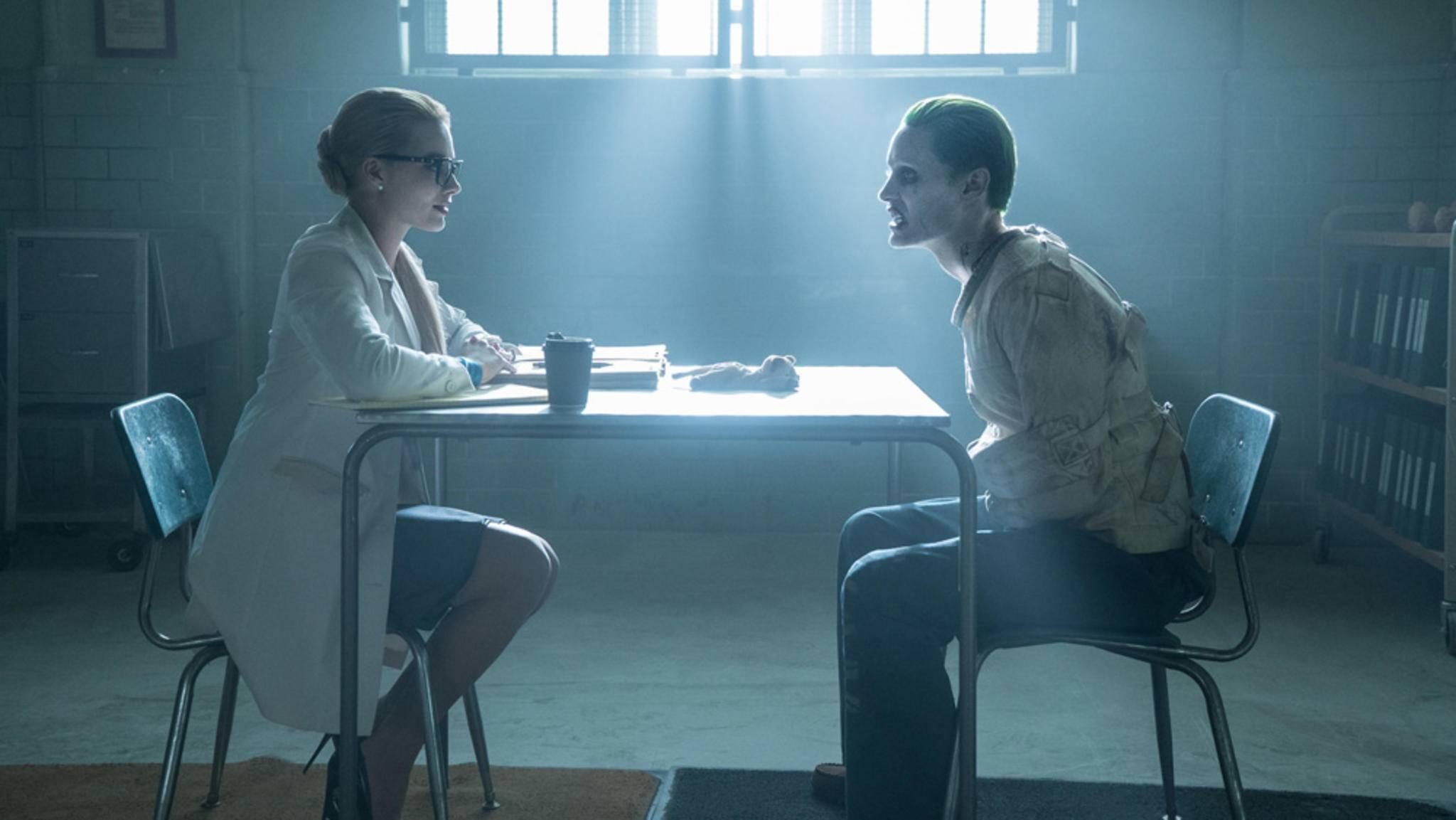 """Der Film rund um Harley Quinn und den Joker könnte ebenso irre werden wie die Beziehung des """"Suicide Squad""""-Paars selbst ..."""