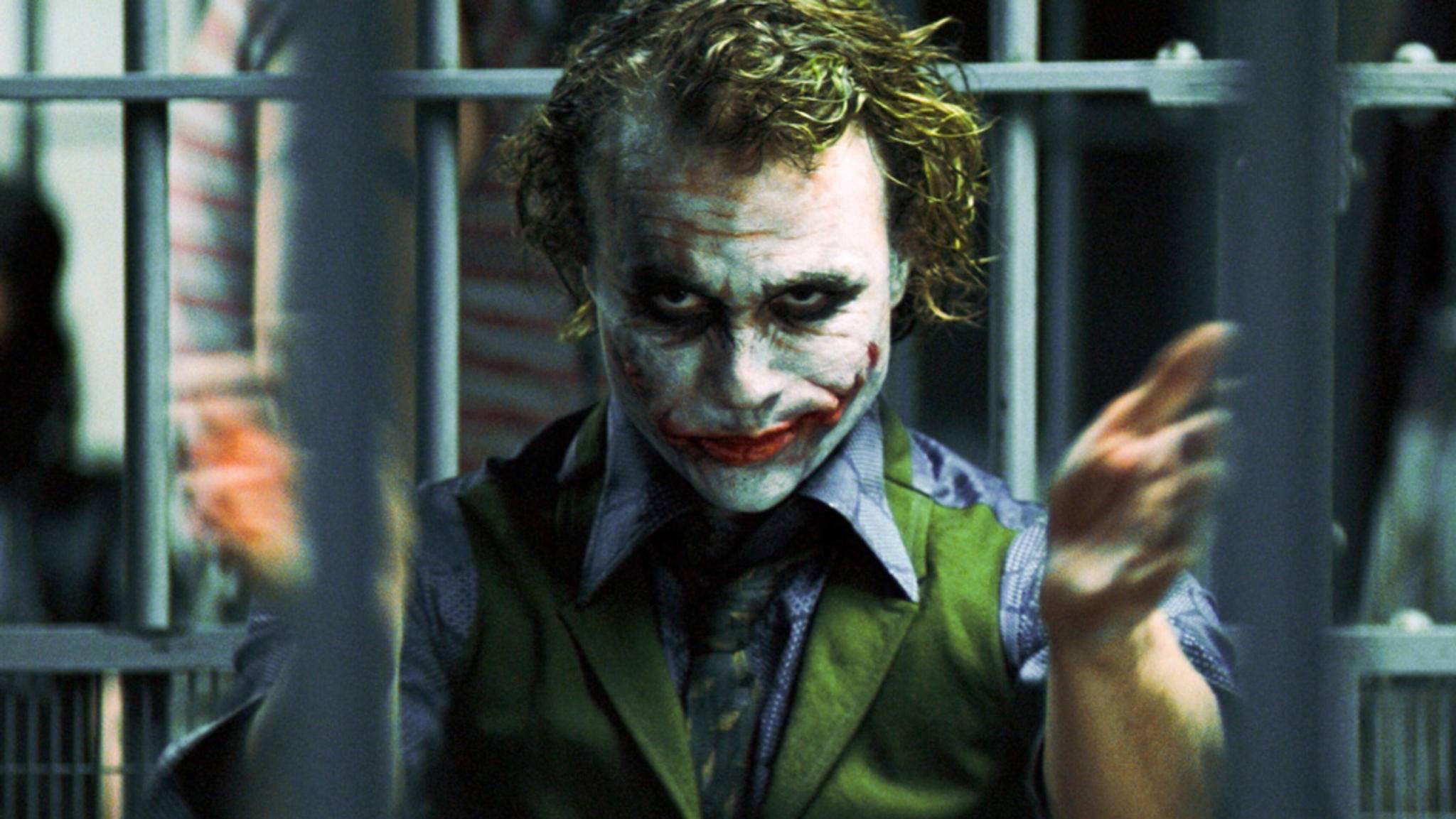 Der Joker ist ohne Zweifel der wandelnde Inbegriff des Wahnsinns.
