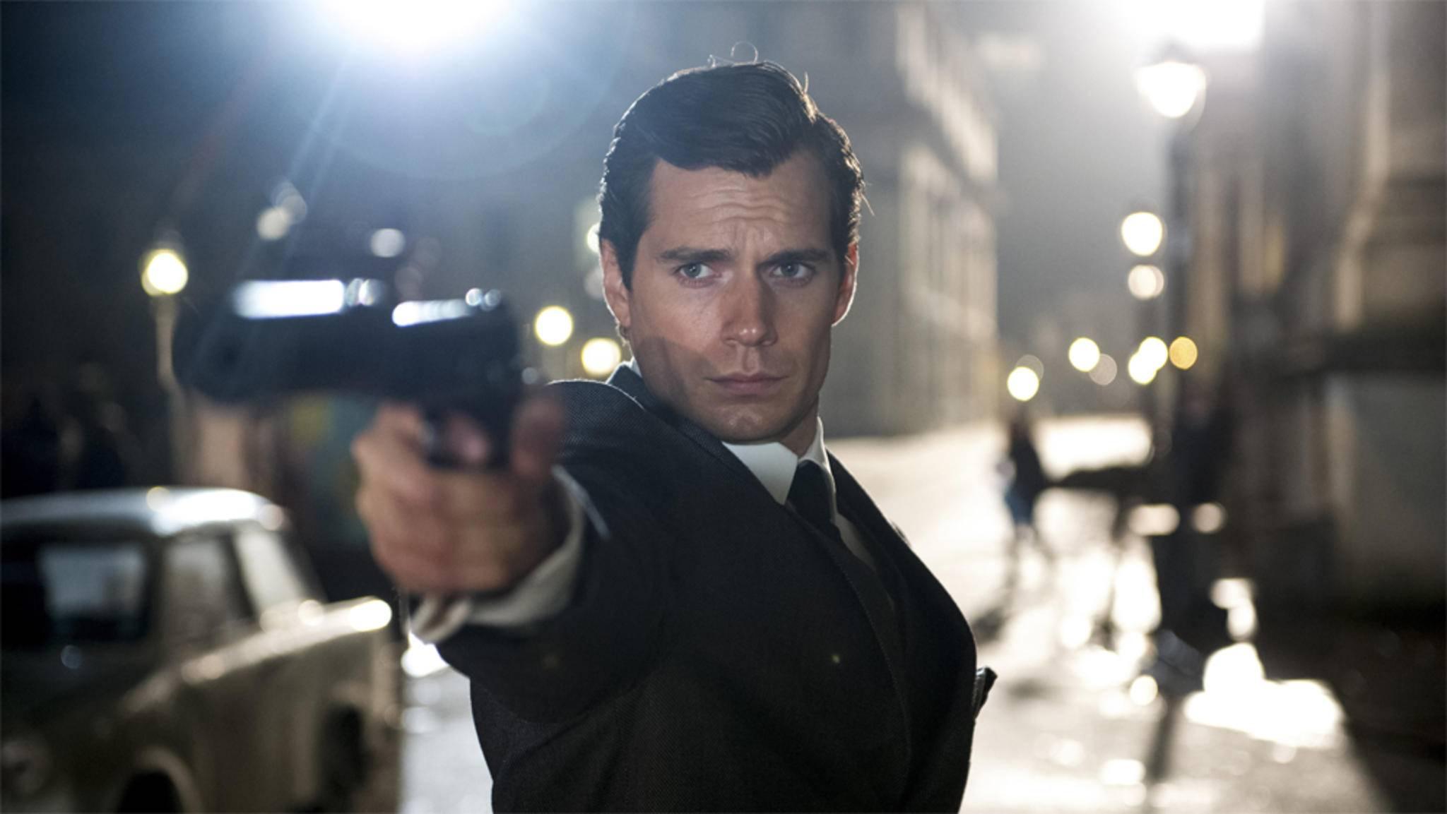 """Dass ihm der Part des Geheimagenten liegt, bewies Henry Cavill schon in """"Codename U.N.C.L.E.""""."""
