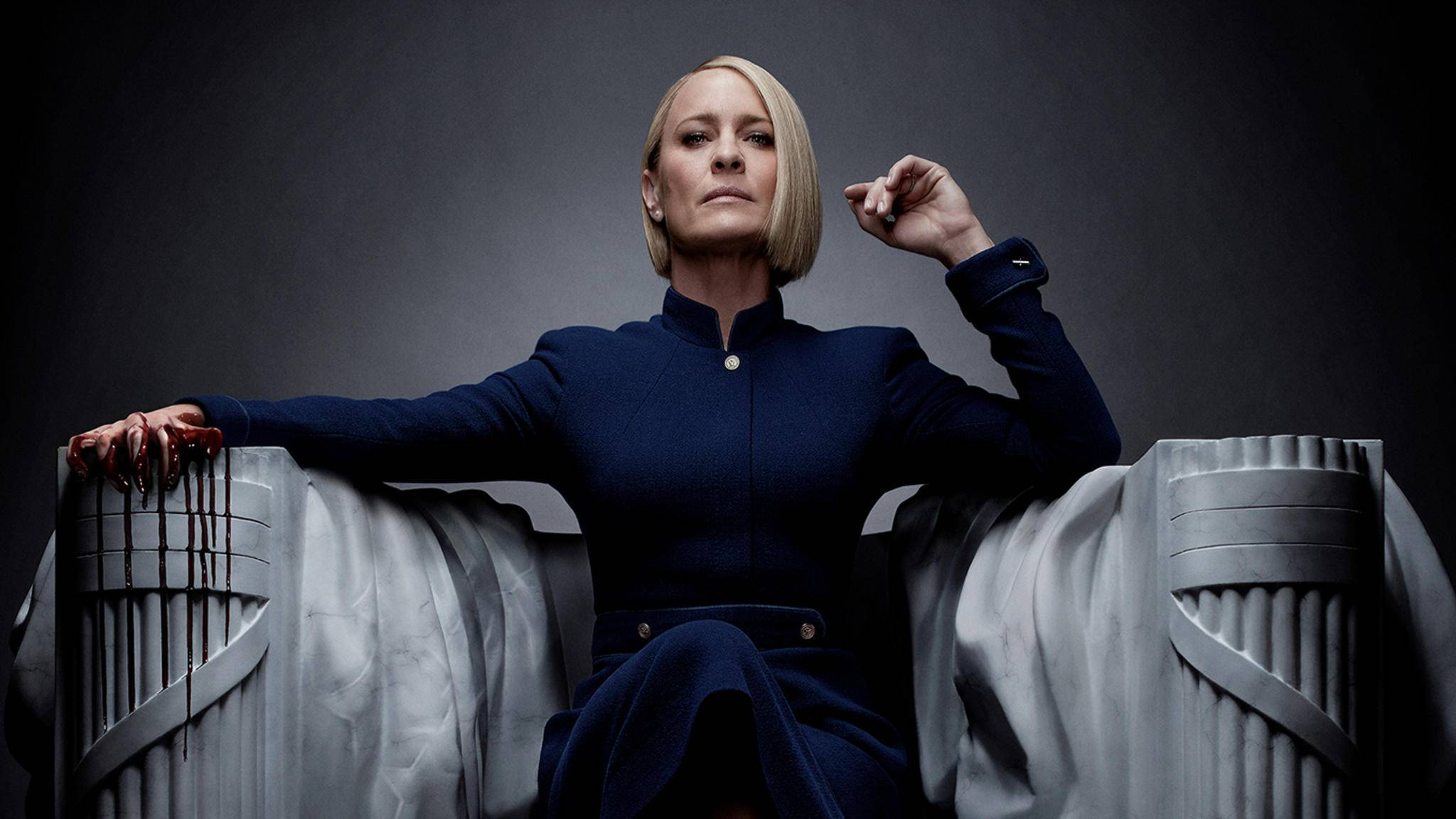 "In Staffel 6 von ""House of Cards"" ist Claire Underwood am Zug."