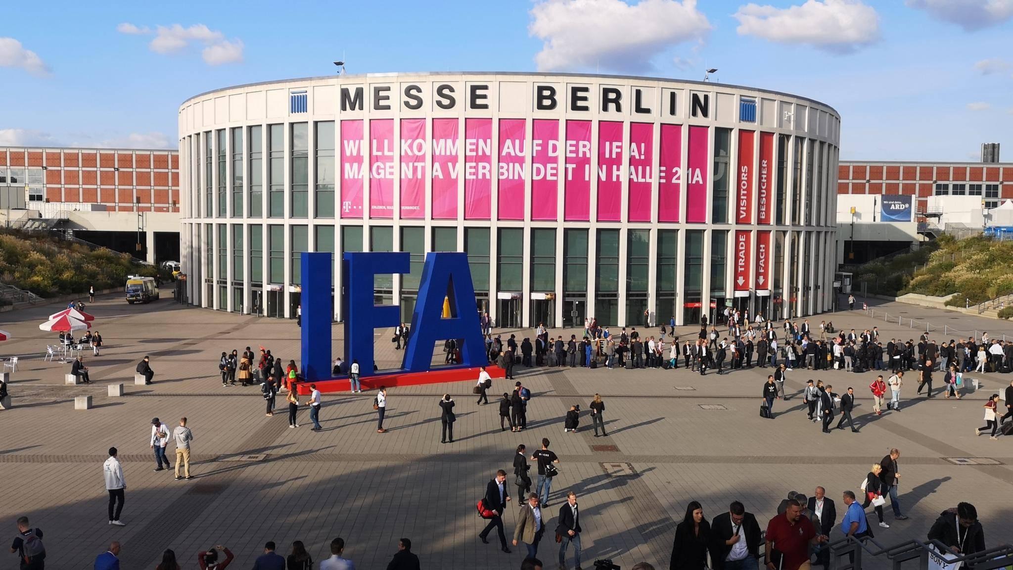 Eine IFA mit vielen Besuchern wird es in diesem Jahr nicht geben.