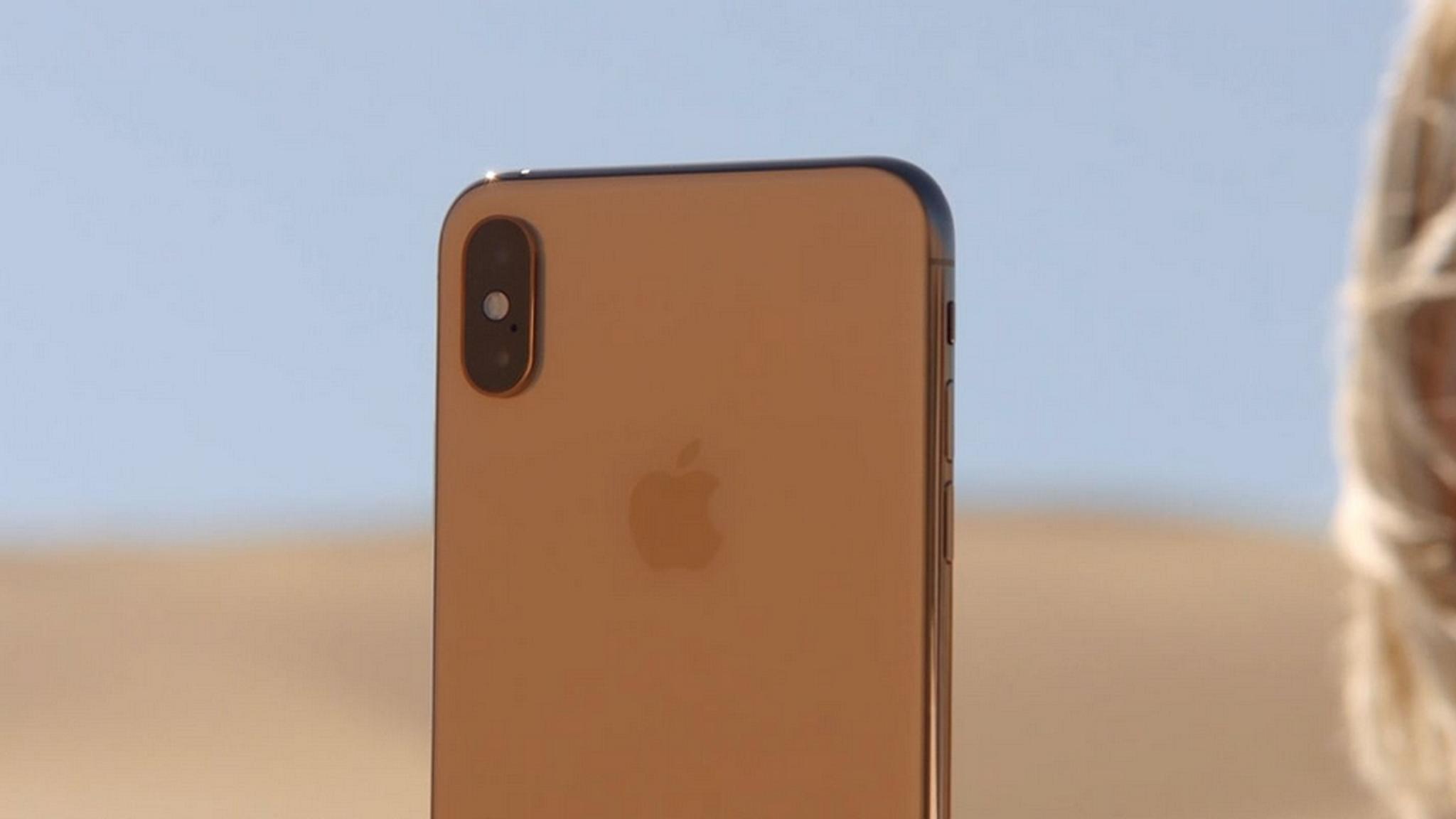 Bei der Kamera hat das iPhone XS einen großen Sprung gemacht.