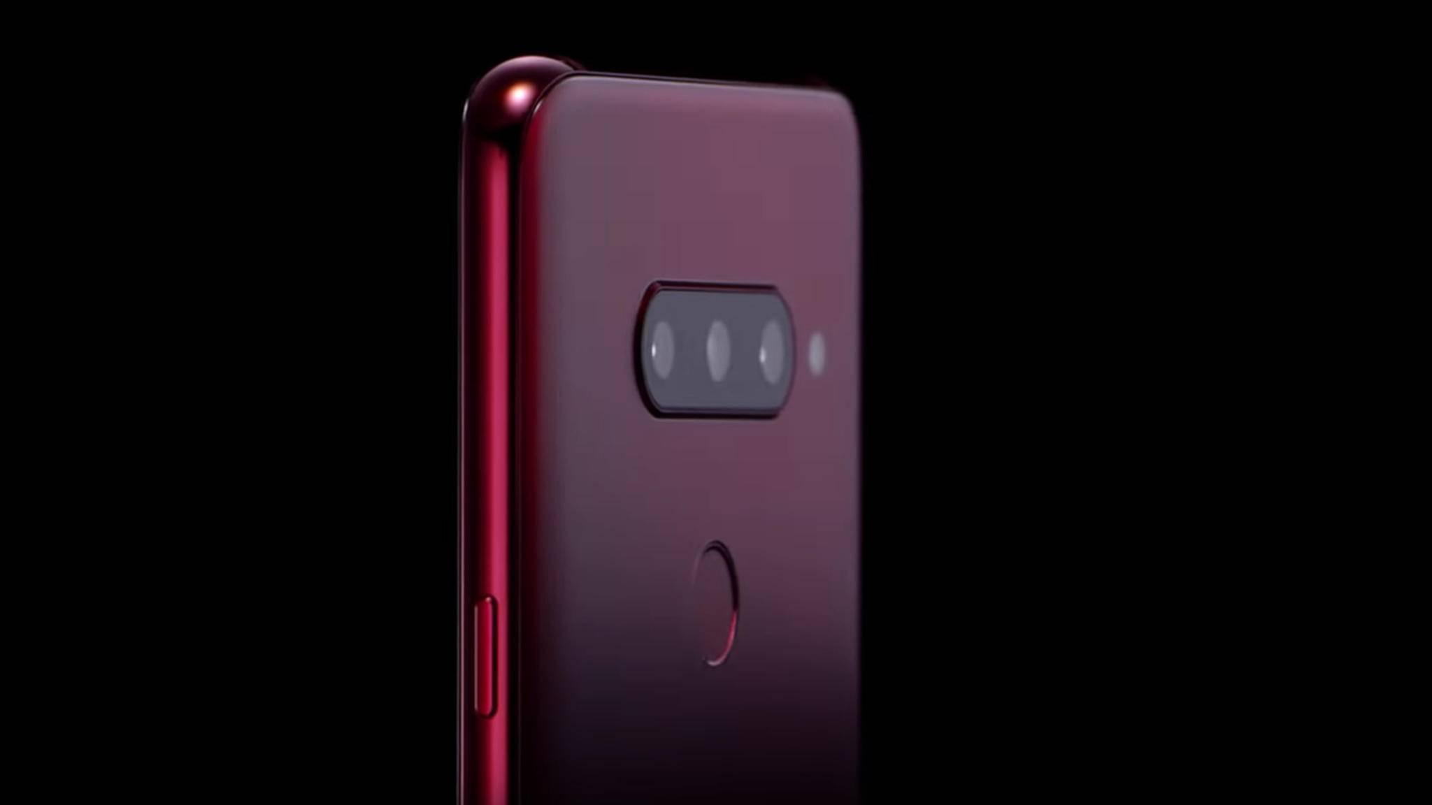 Der Nachfolger des LG V40 könnte auf dem MWC gezeigt werden