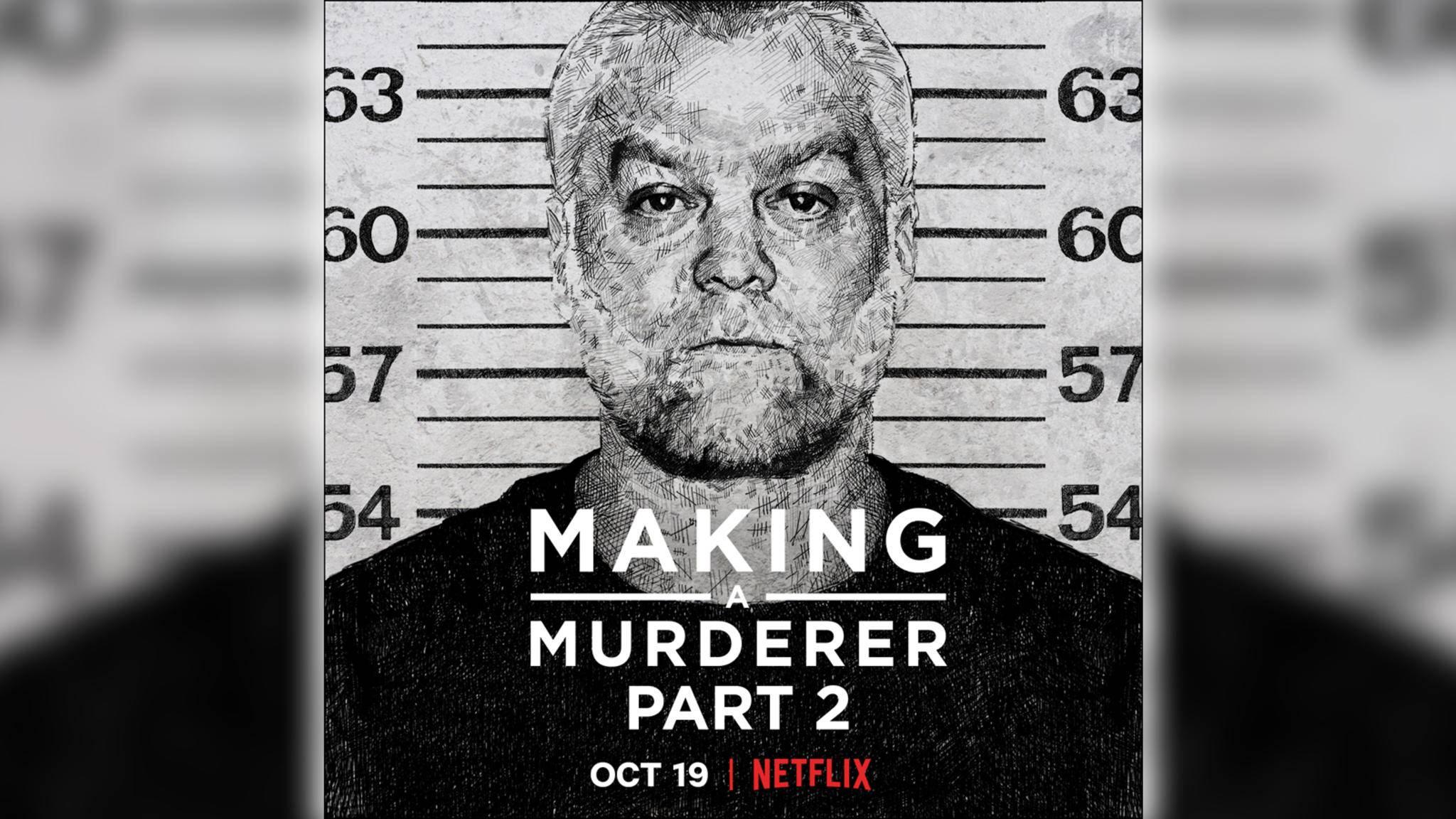 """""""Making a Murderer – Teil 2"""" ist ab dem 19. Oktober bei Netflix verfügbar."""
