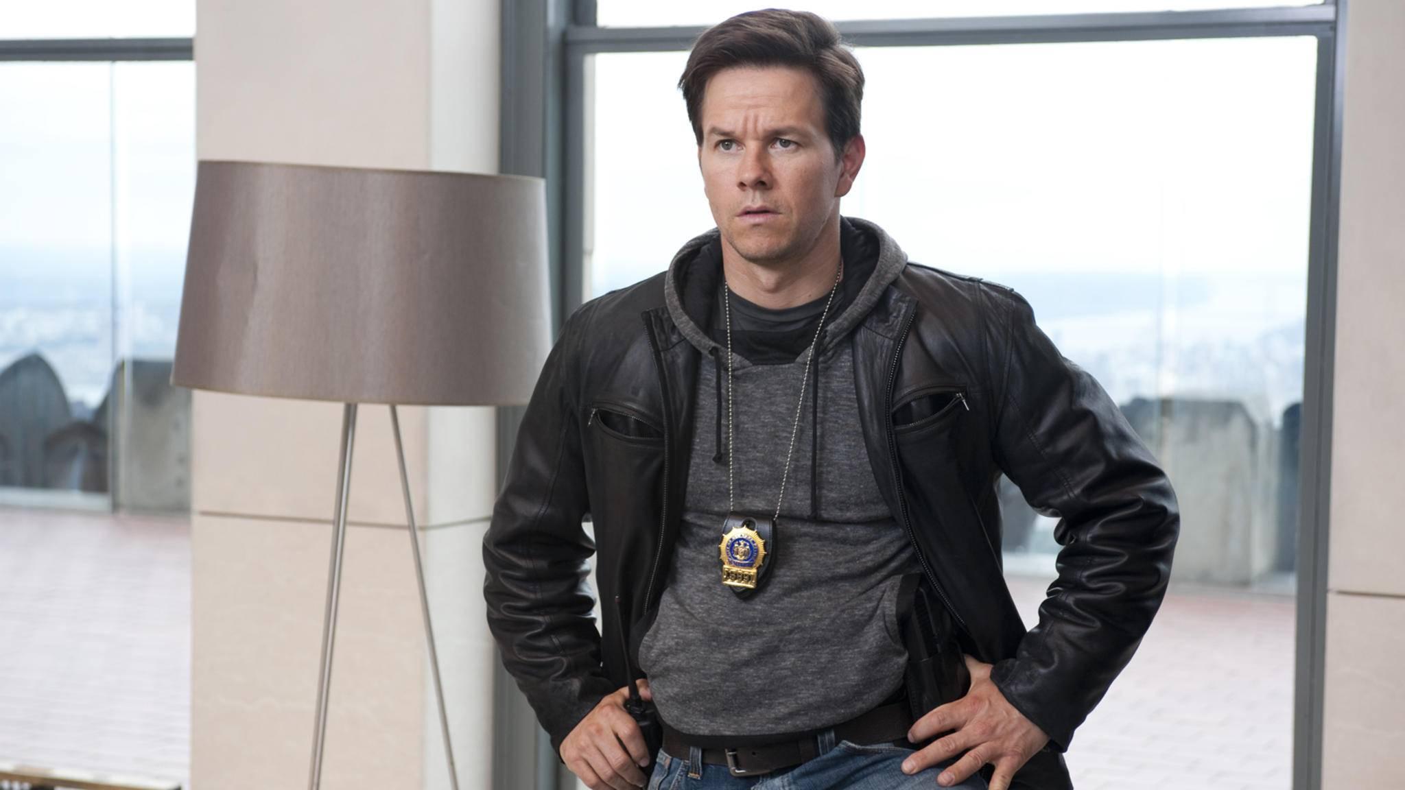 """Von dramatisch über actionreich bis urkomisch: Filme mit Mark Wahlberg (hier im Geheimtipp """"Die etwas anderen Cops"""") decken alle Bereiche ab."""