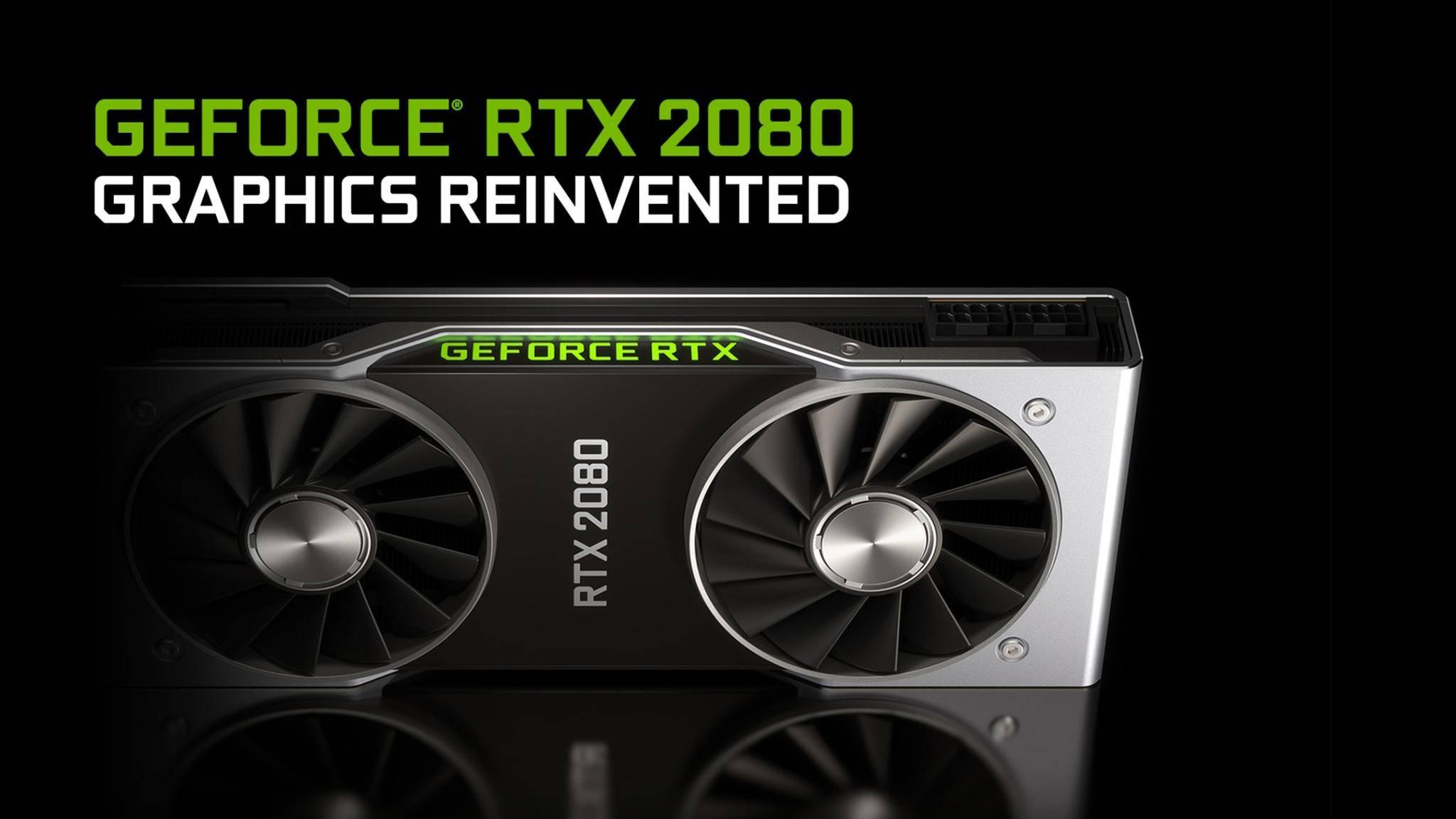 Bekommen wir am 31. August die Nachfolger der GeForce RTX 2080 zu sehen?