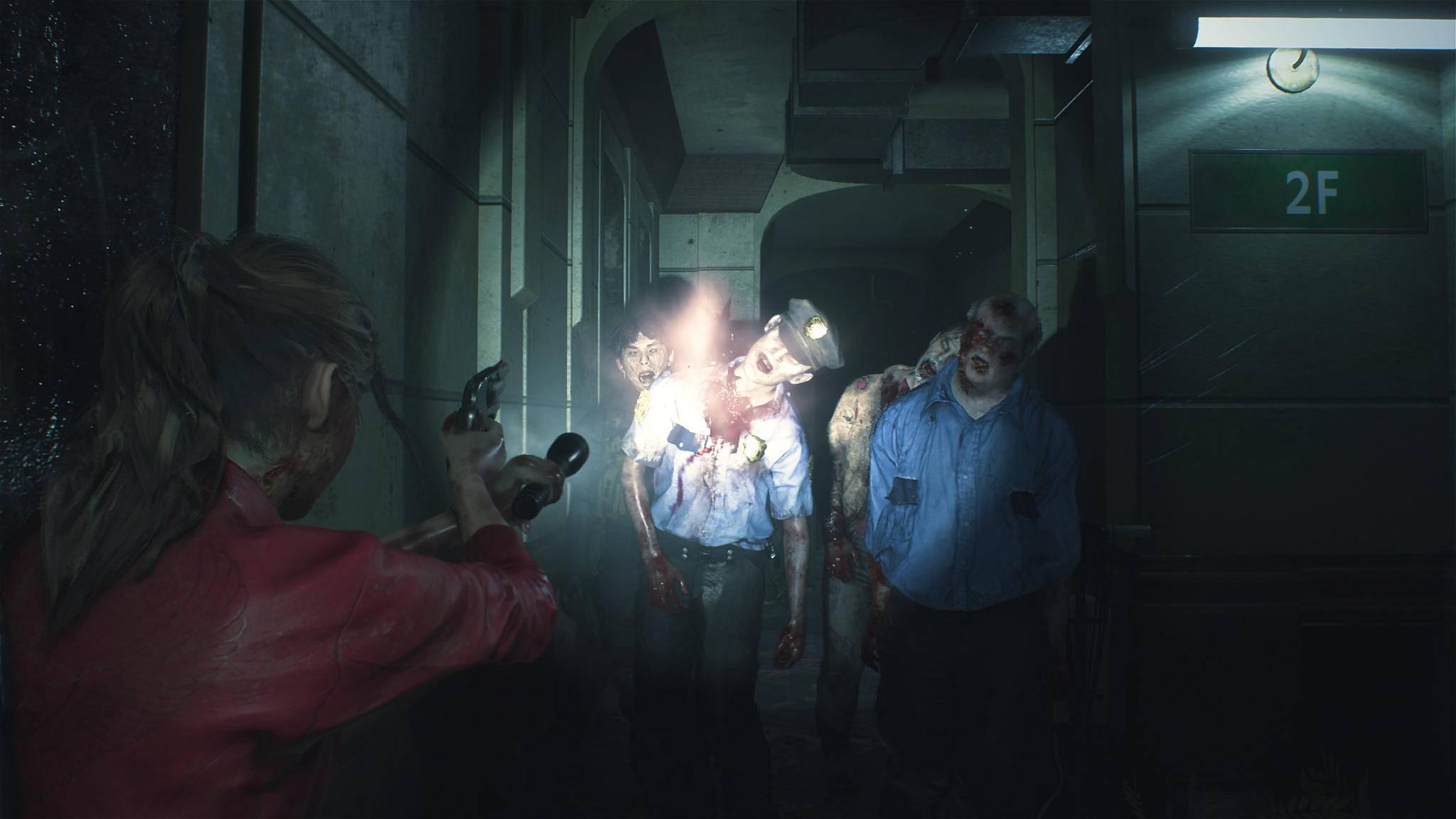 """Mehr als nur ein Remake: """"Resident Evil 2"""" soll ein vollwertiger Teil der """"Resident Evil""""-Reihe werden."""