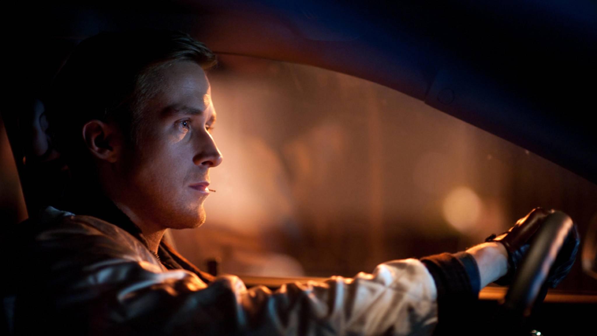"""In """"Drive"""" gibt Ryan Gosling einen wortkargen Fluchtwagenfahrer."""