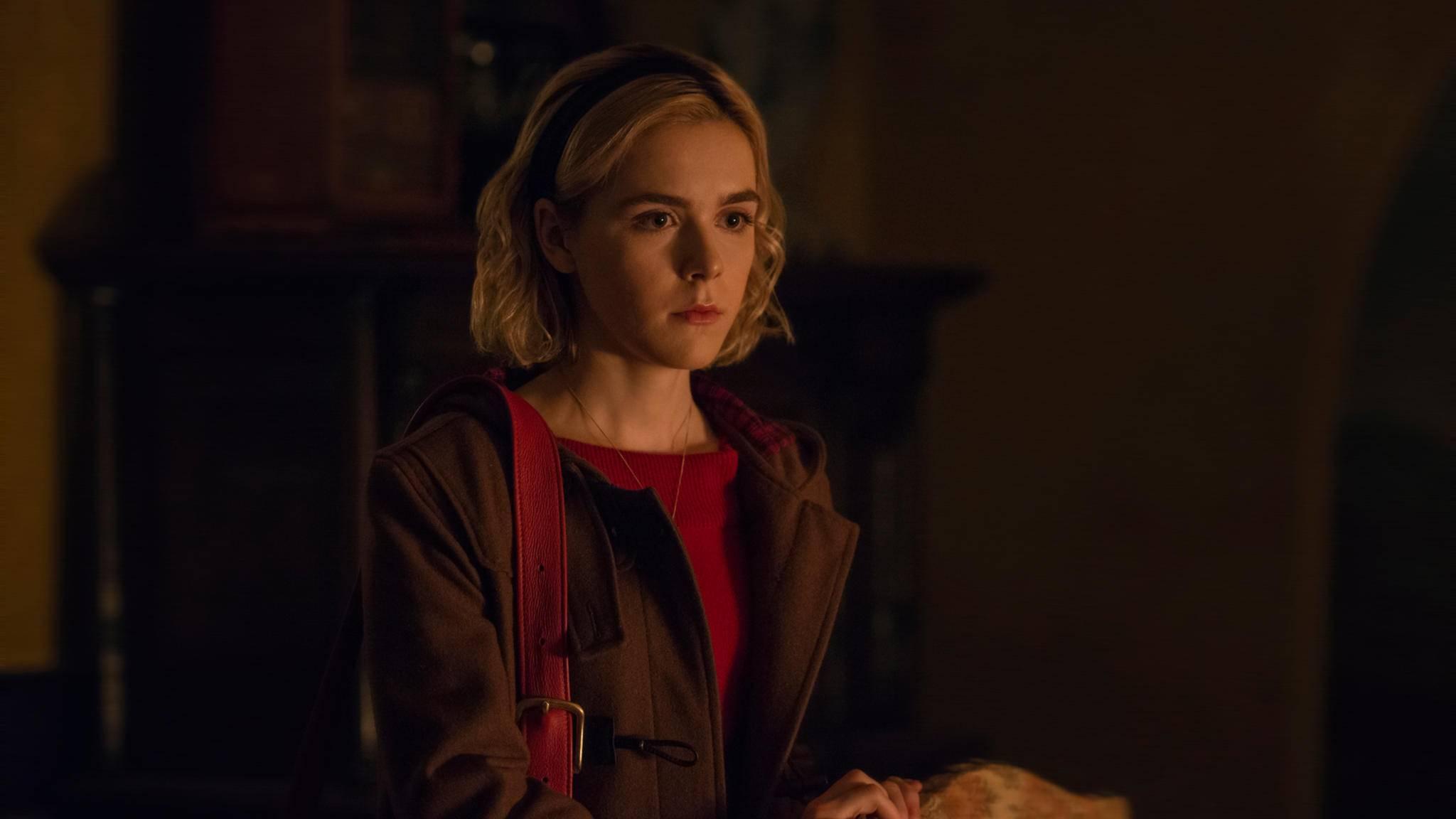 Sabrina wird in der Neuauflage der Teenie-Serie von schwarzer Magie in Versuchung geführt.