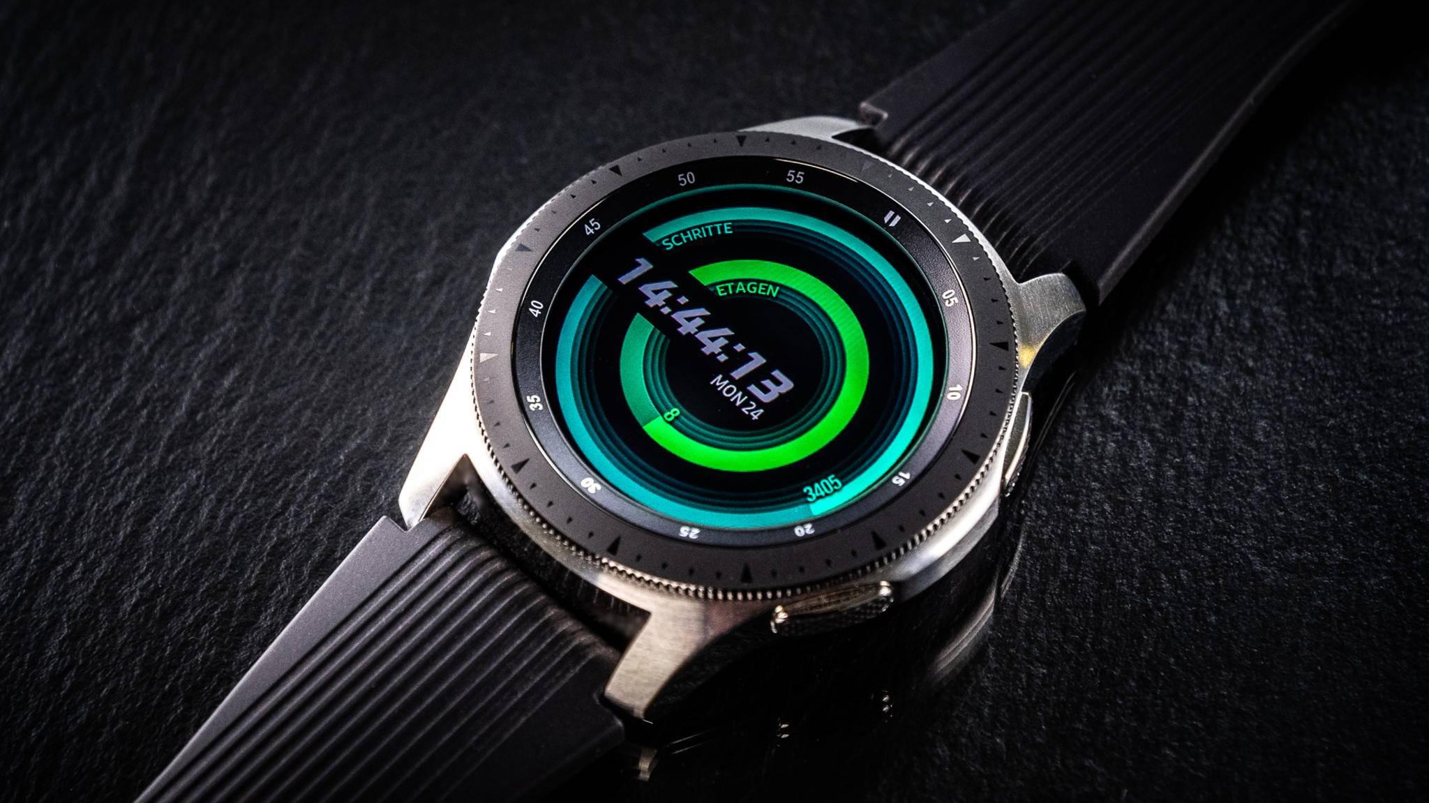 Die neue Samsung Galaxy Watch bekommt eine Golf Edition.