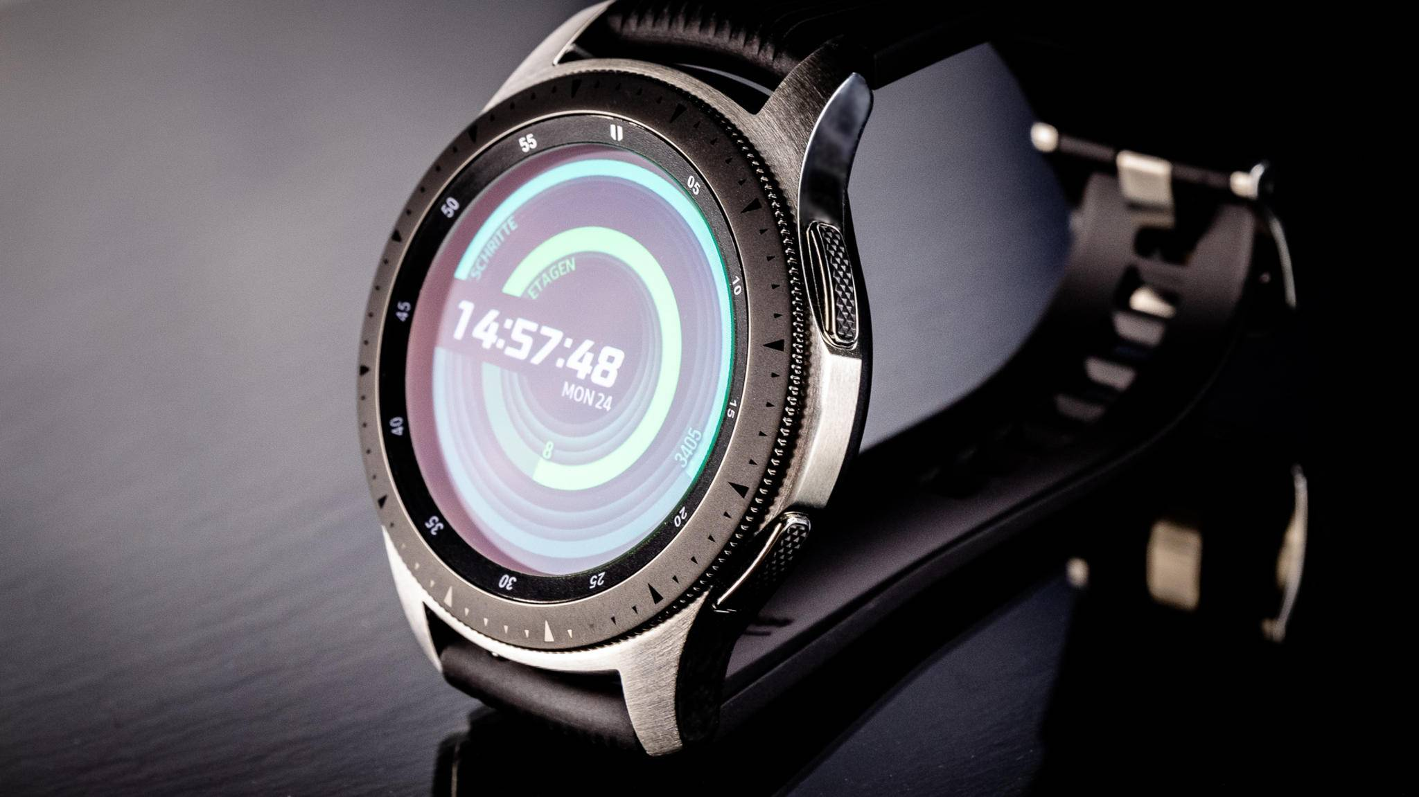 Bekommt die nächste Galaxy Watch einen Fingerabdrucksensor im Display?