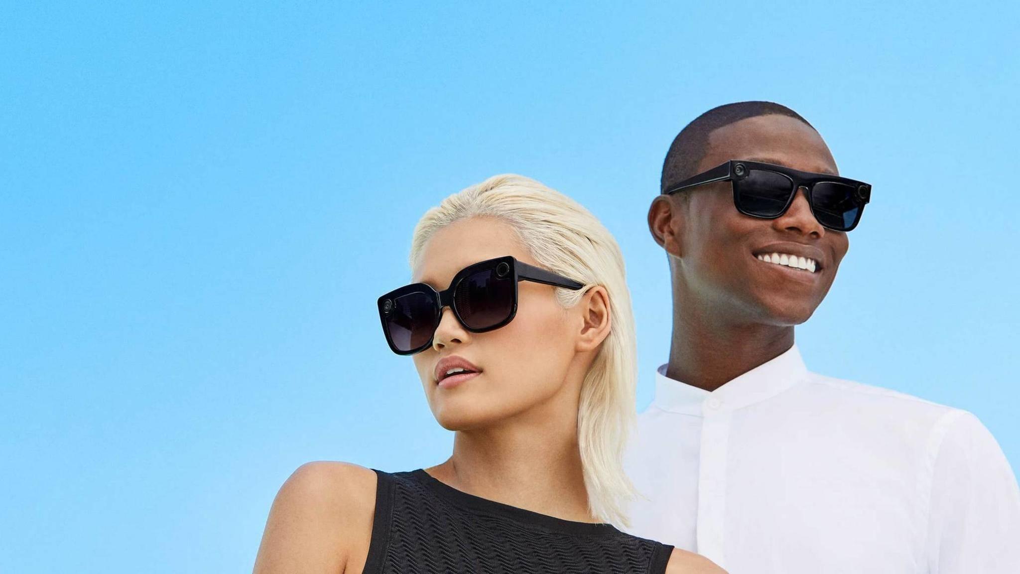 Die neuen Spectacles-Modelle Nico und Veronica.