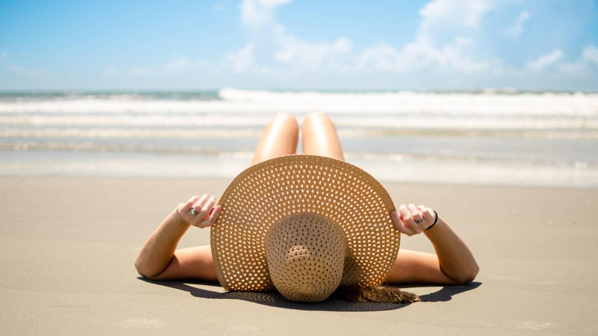 Ein neuer UV-Tracker aus Australien soll Dir helfen, das Sonnenbad noch unbeschwerter genießen zu können.