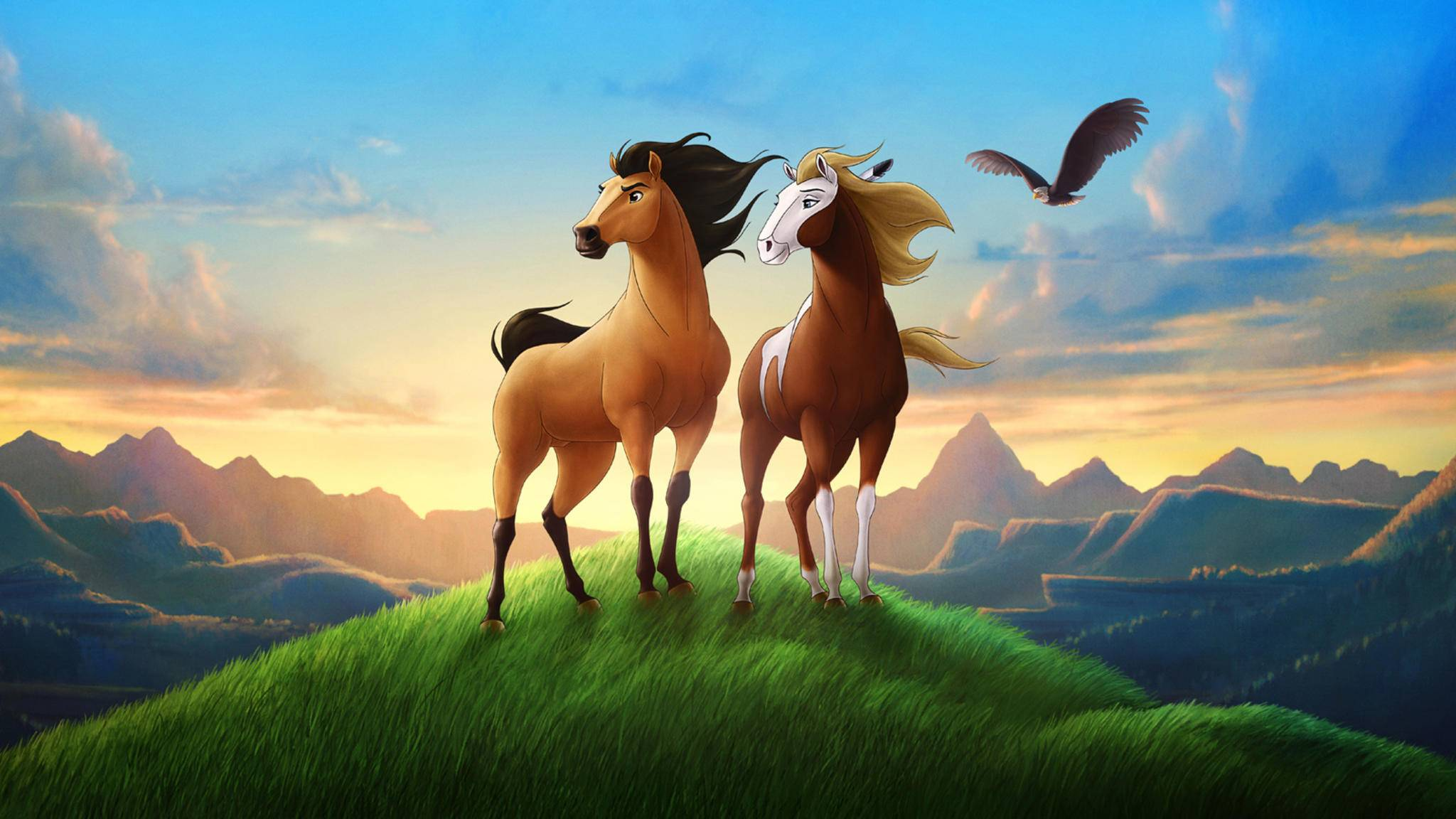 Spirit der wilde Mustang Universal Pictures Home Entertainment