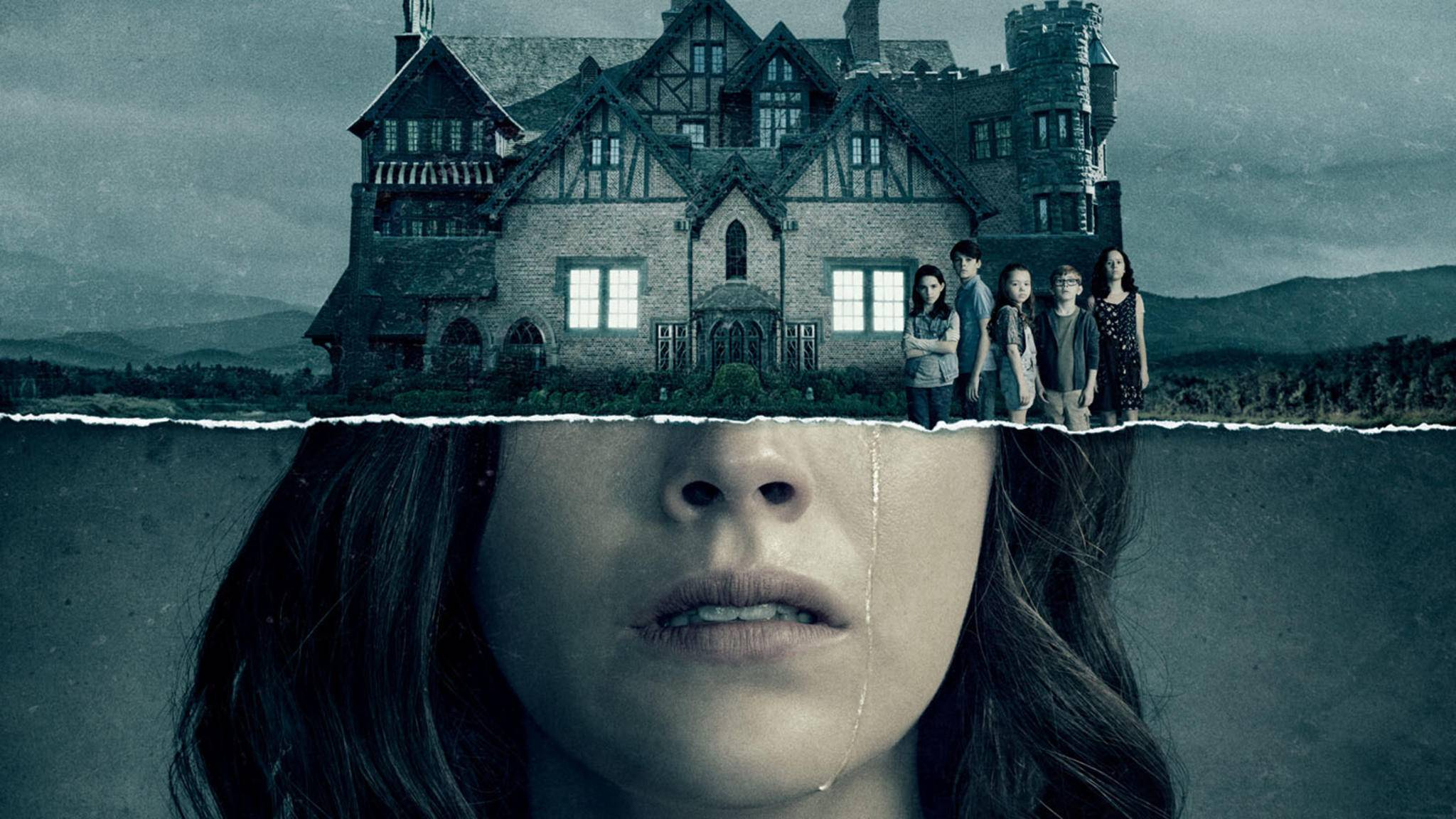 """Die Vergangenheit lässt die Protagonisten von """"Spuk in Hill House"""" einfach nicht aus ihren Fängen."""