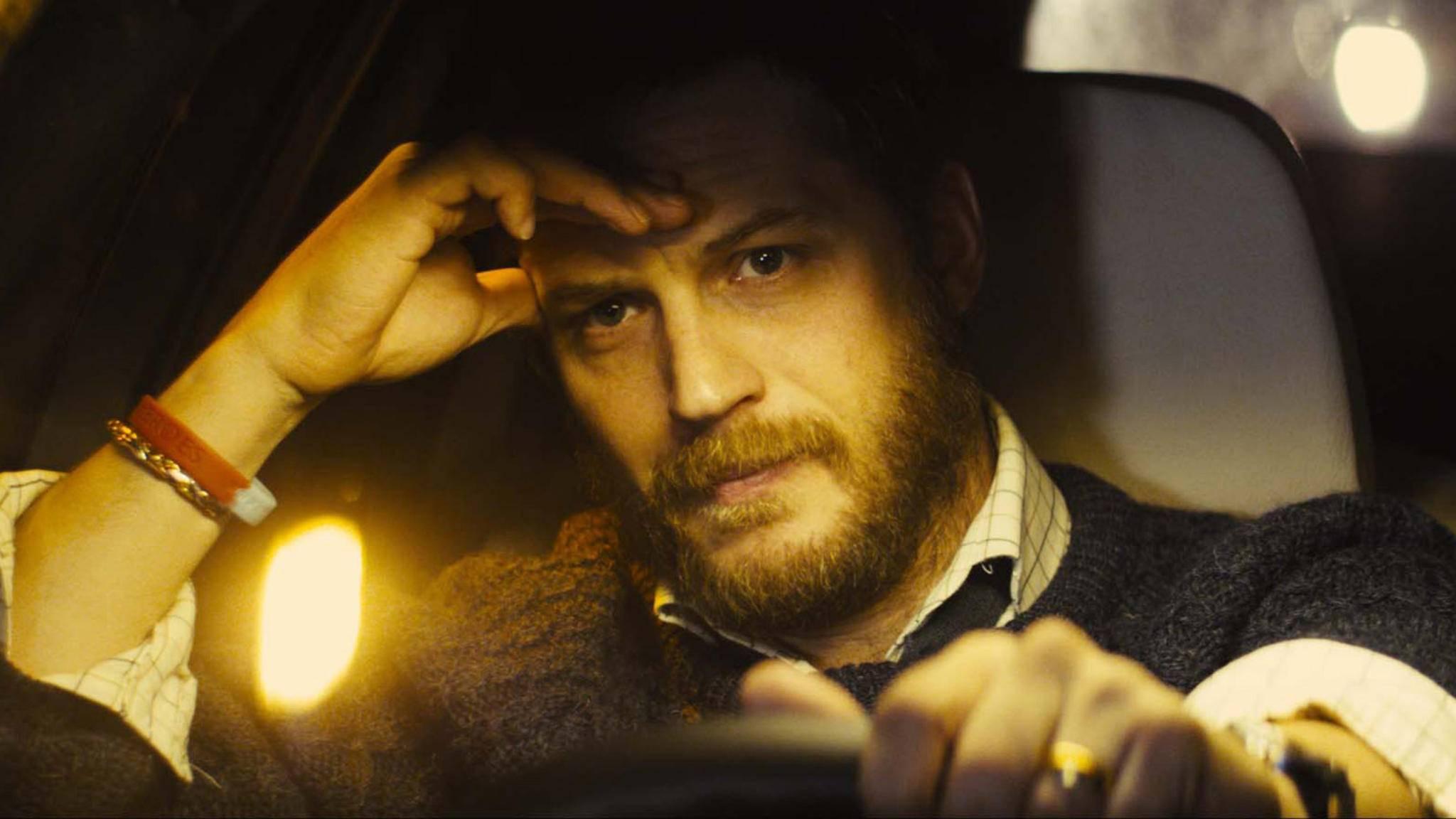 """Ein Kammerspielfilm par excellence: Tom Hardy als Ivan Locke in """"No Turning Back""""."""