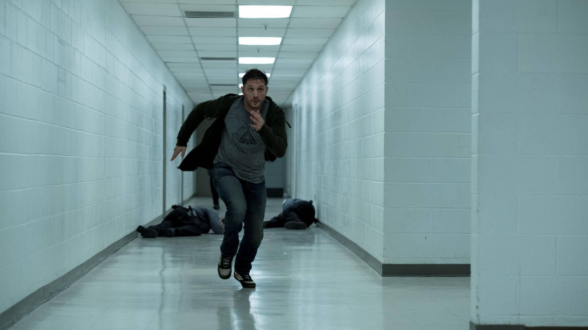 """Beeilung! """"Venom"""" läuft schon seit einigen Tagen in den deutschen Kinos."""