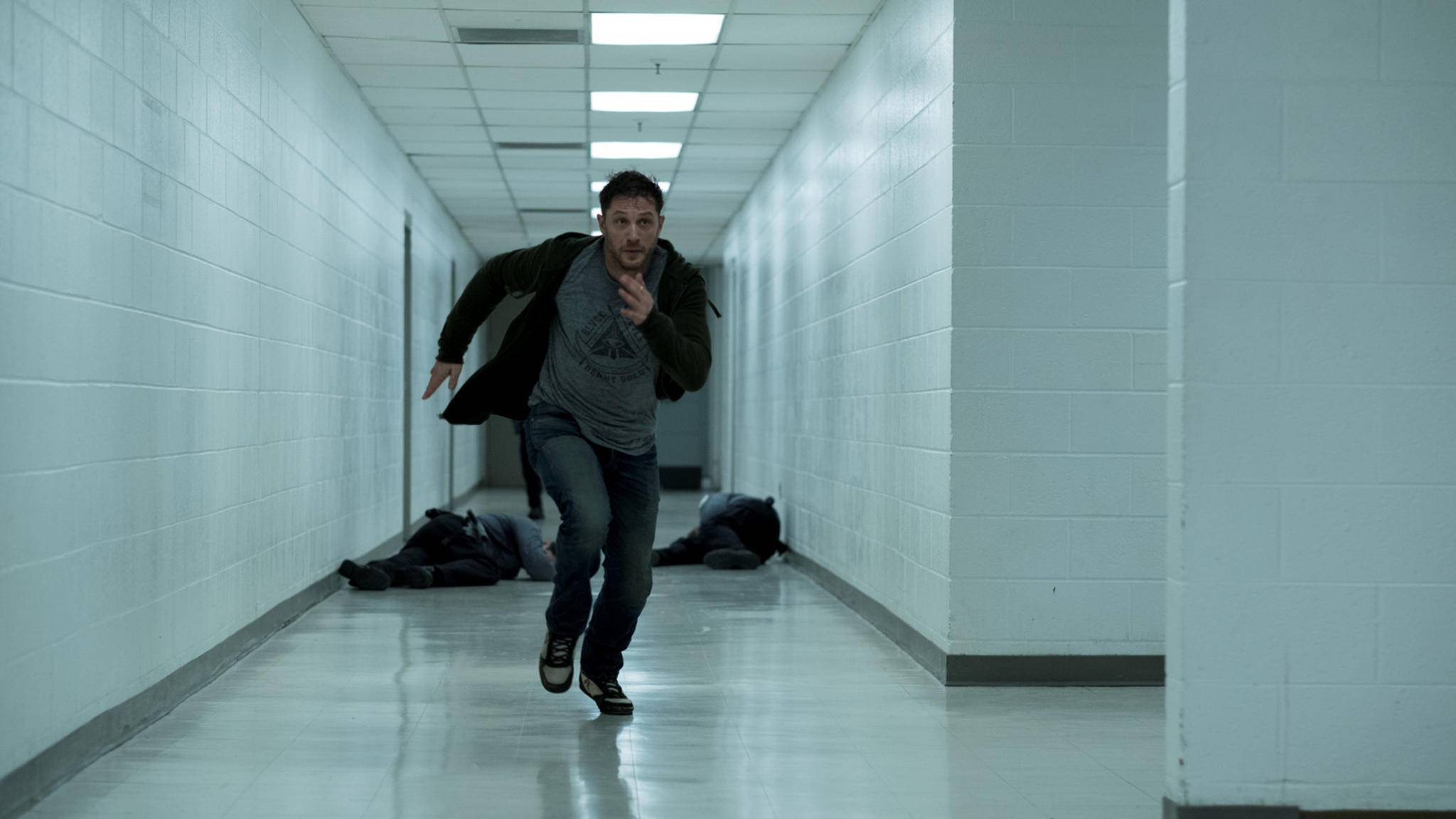 """Tom Hardy wird in """"Venom 2"""" erneut zum Wirt eines Symbionten."""