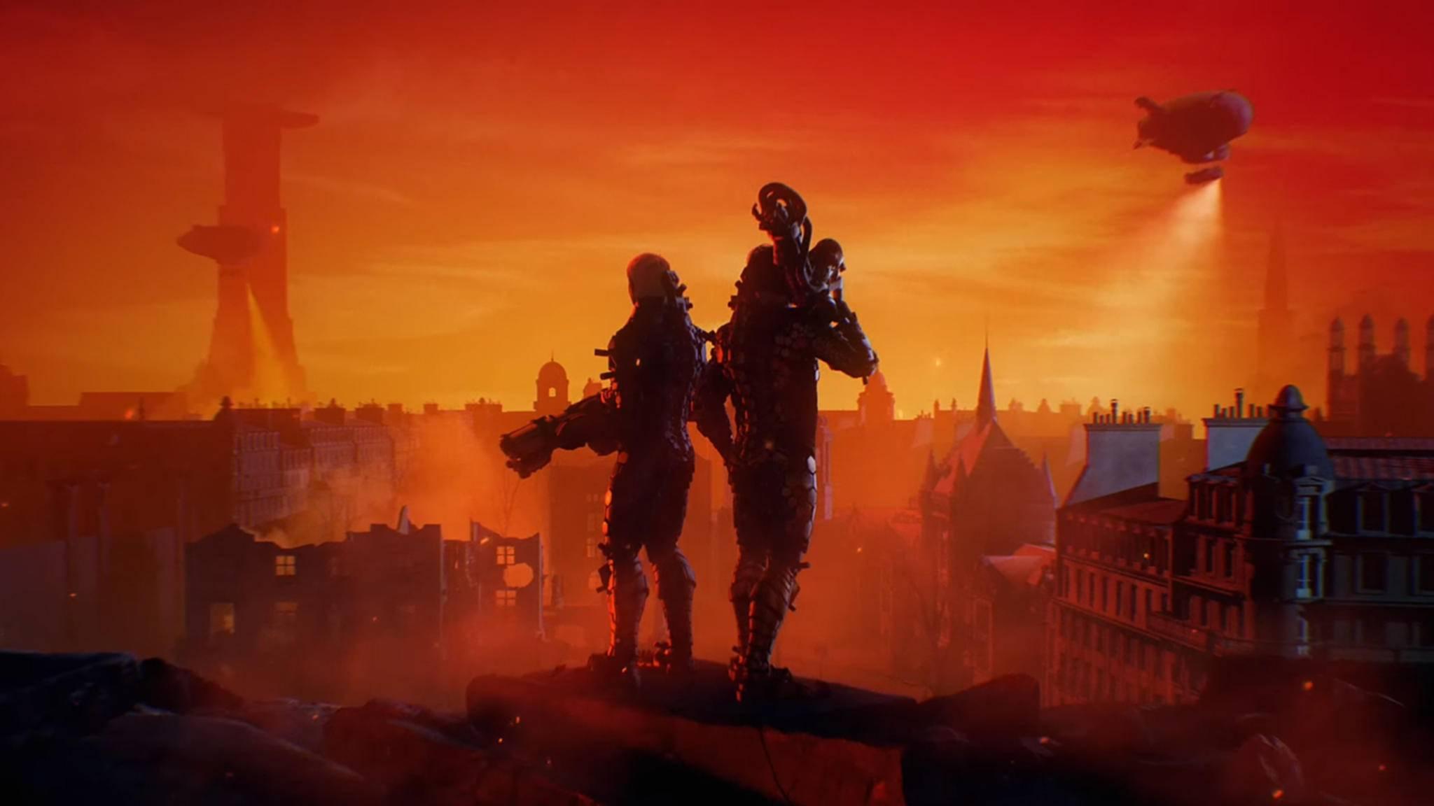 """""""Wolfenstein: Youngblood"""" blockiert möglicherweise einigen Speicherplatz auf der Switch."""