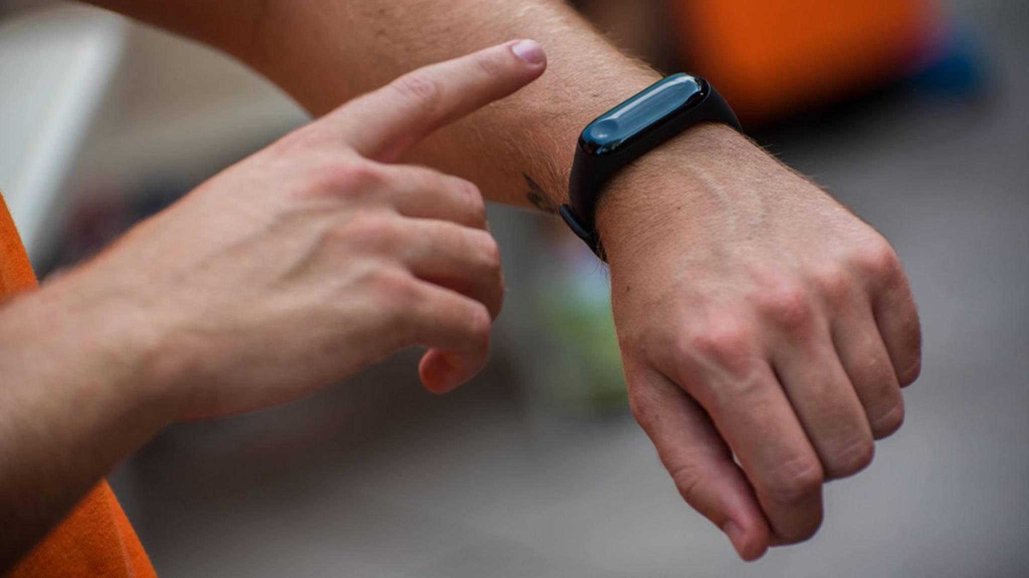Xiaomis neuester Fitness-Tracker kommt sogar als Special Edition nach Europa.
